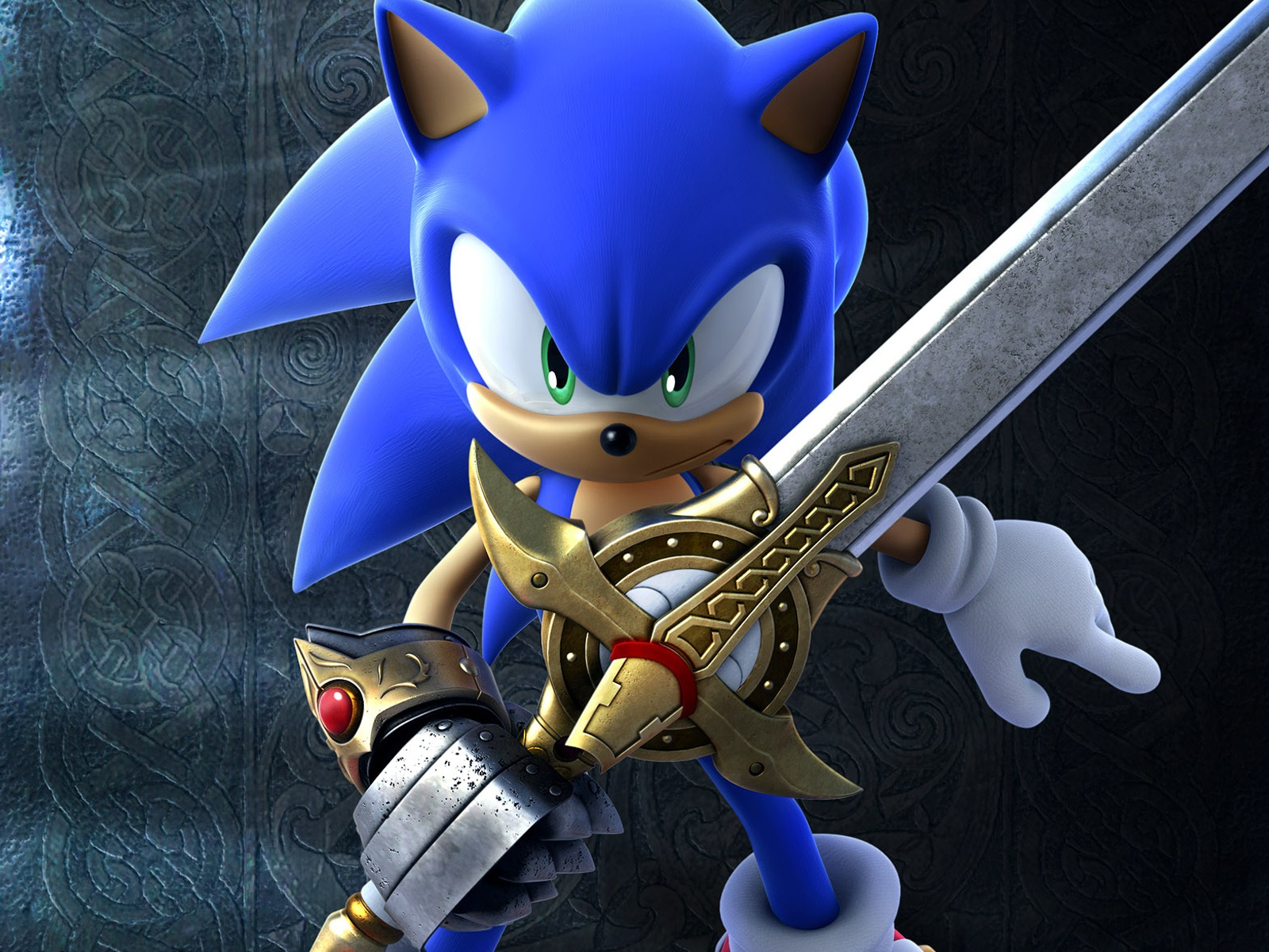 Sonic and the Black Knight Wallpaper Sonic Games Wallpapers in jpg