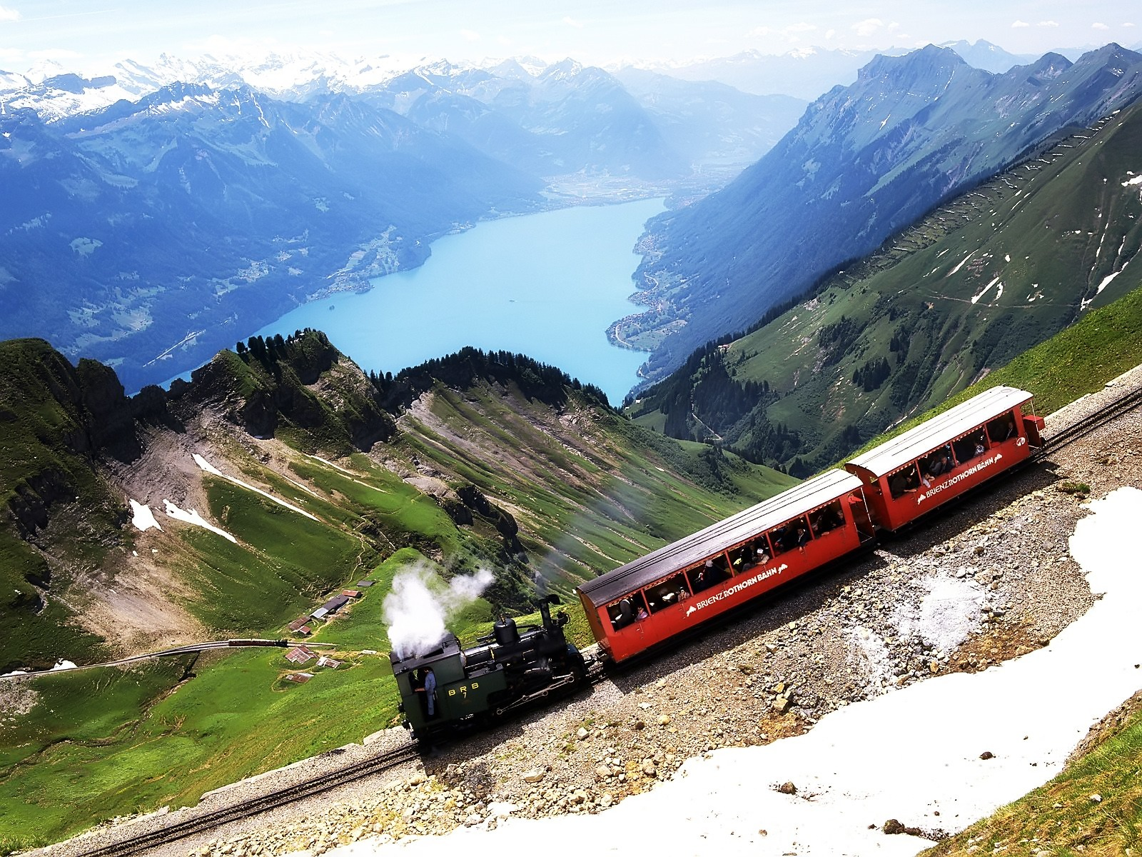 Switzerland Train Wallpaper Switzerland World Wallpapers In Jpg