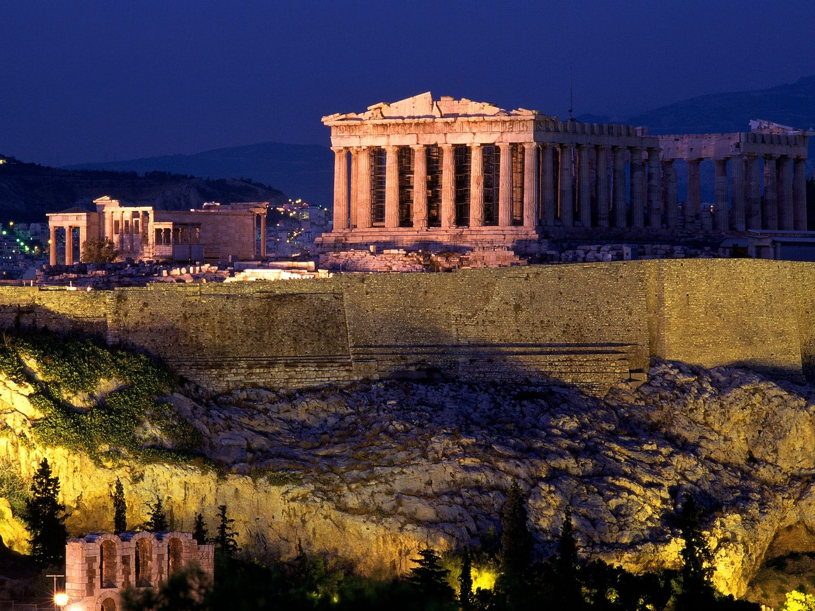Best Wallpaper Night Greece - the_acropolis_wallpaper_greece_world_1957  Gallery-27307.jpg