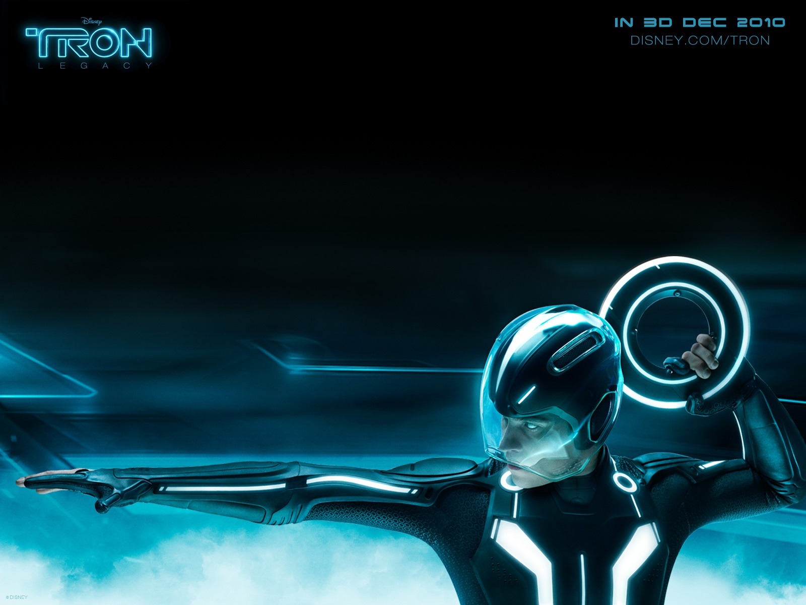 tron legacy disney 3d movie wallpapers in jpg format for free download