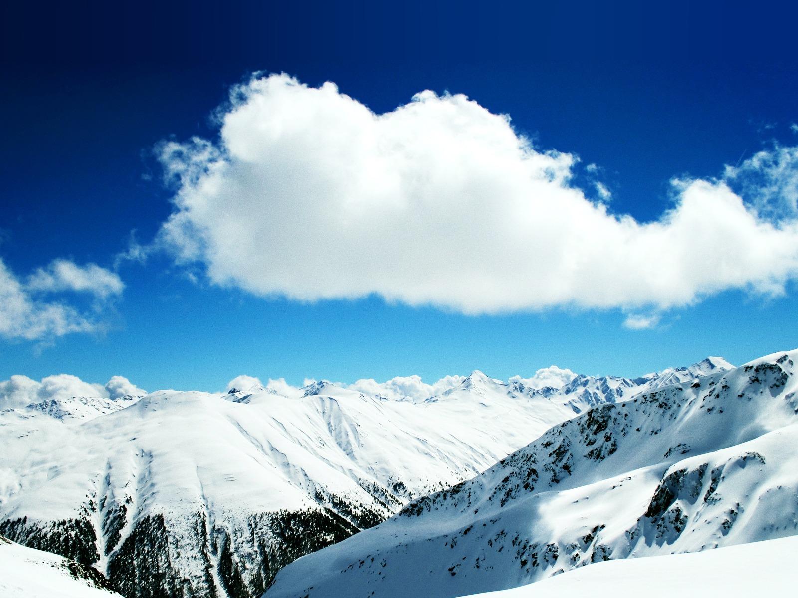<b>Nature Wallpaper</b>: <b>Snow Mountain Wallpapers</b> Iphone Free Download ...