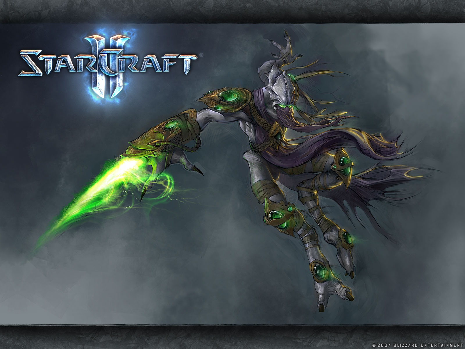 Starcraft II HD Wallpapers and Background Images