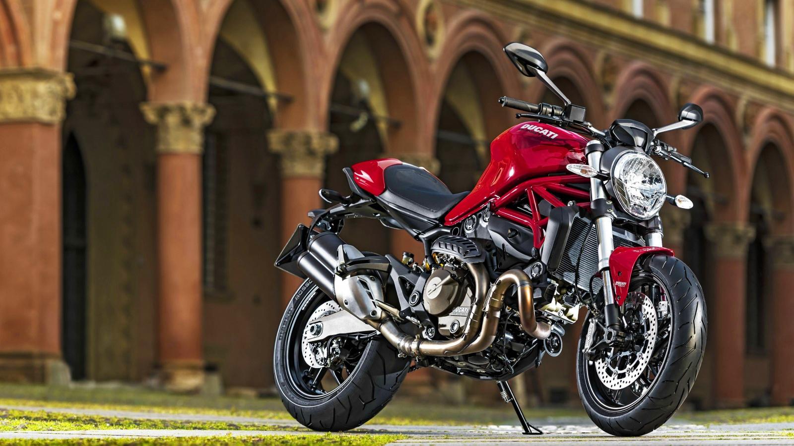 2015 Ducati Monster 821 Wallpapers In Jpg Format For Free Download