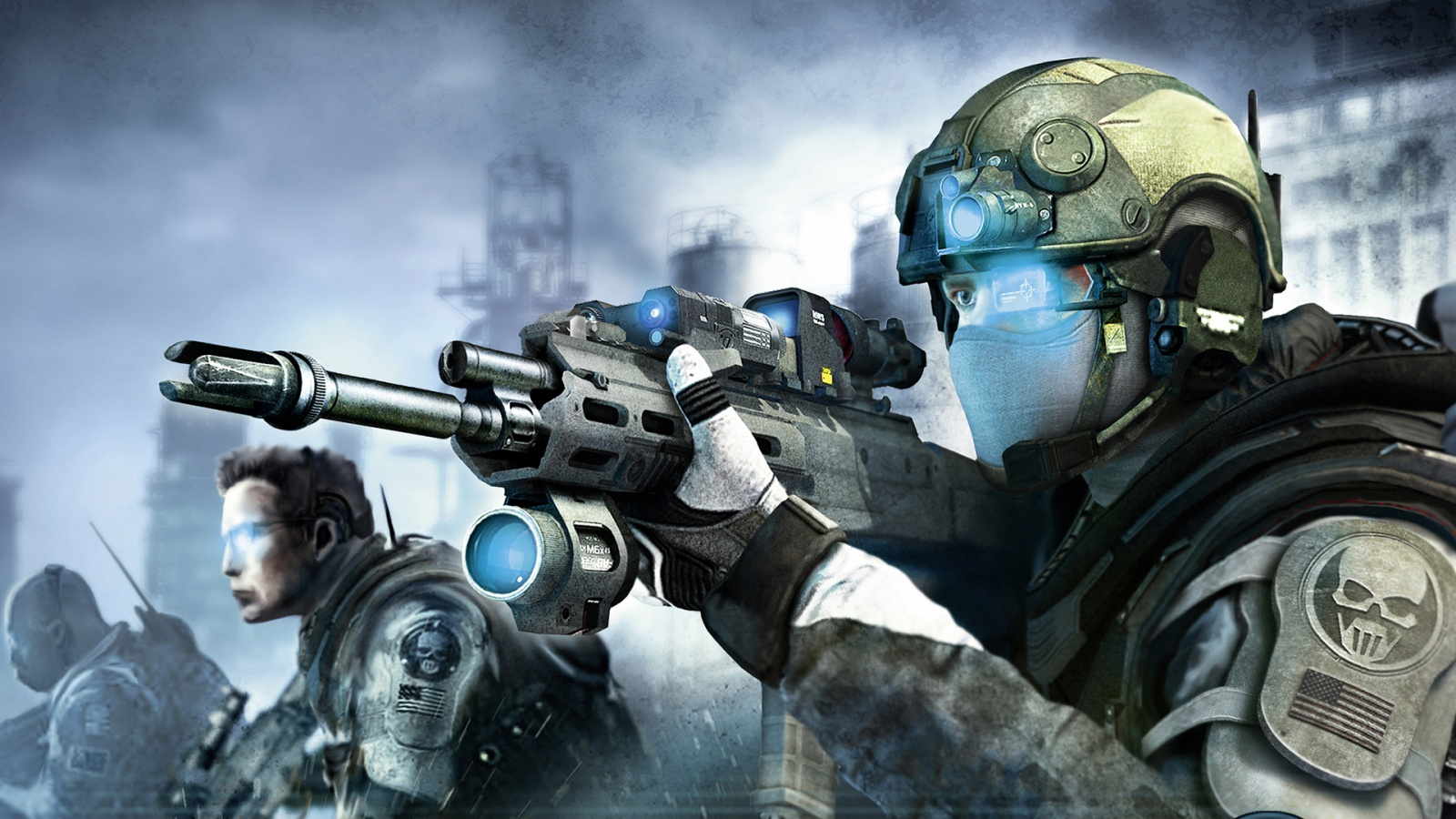 Ghost Recon Shadow Wars Wallpapers