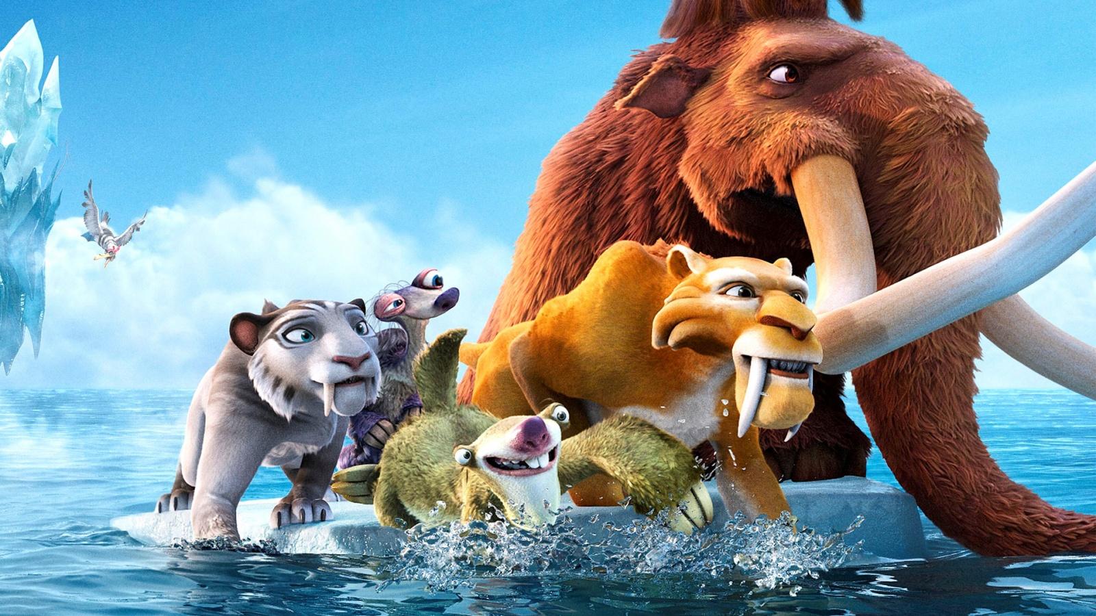 free movies ice age 4