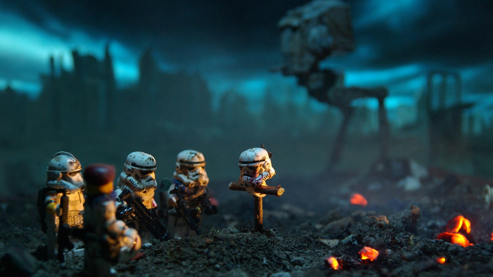 Lego Star Wars Stormtroopers Wallpapers In Jpg Format For Free Download