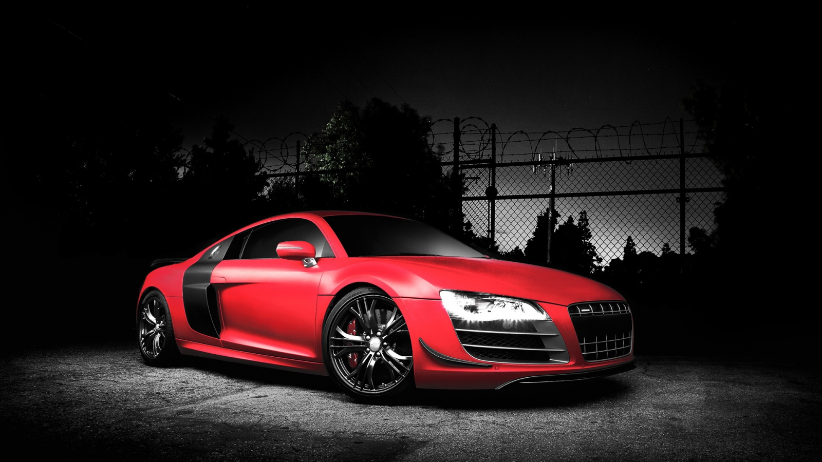 Red Audi R8 Gt Wallpapers In Jpg Format For Free Download