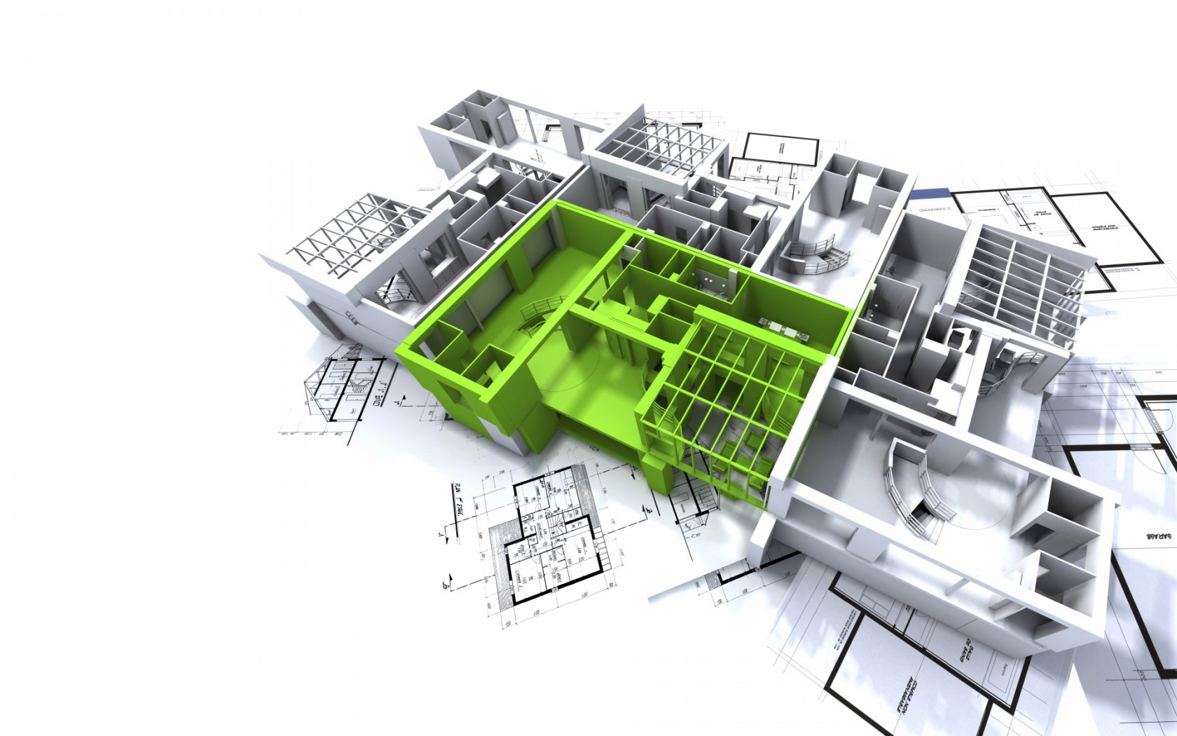3D Architecture Wallpaper Architecture Other Wallpapers In