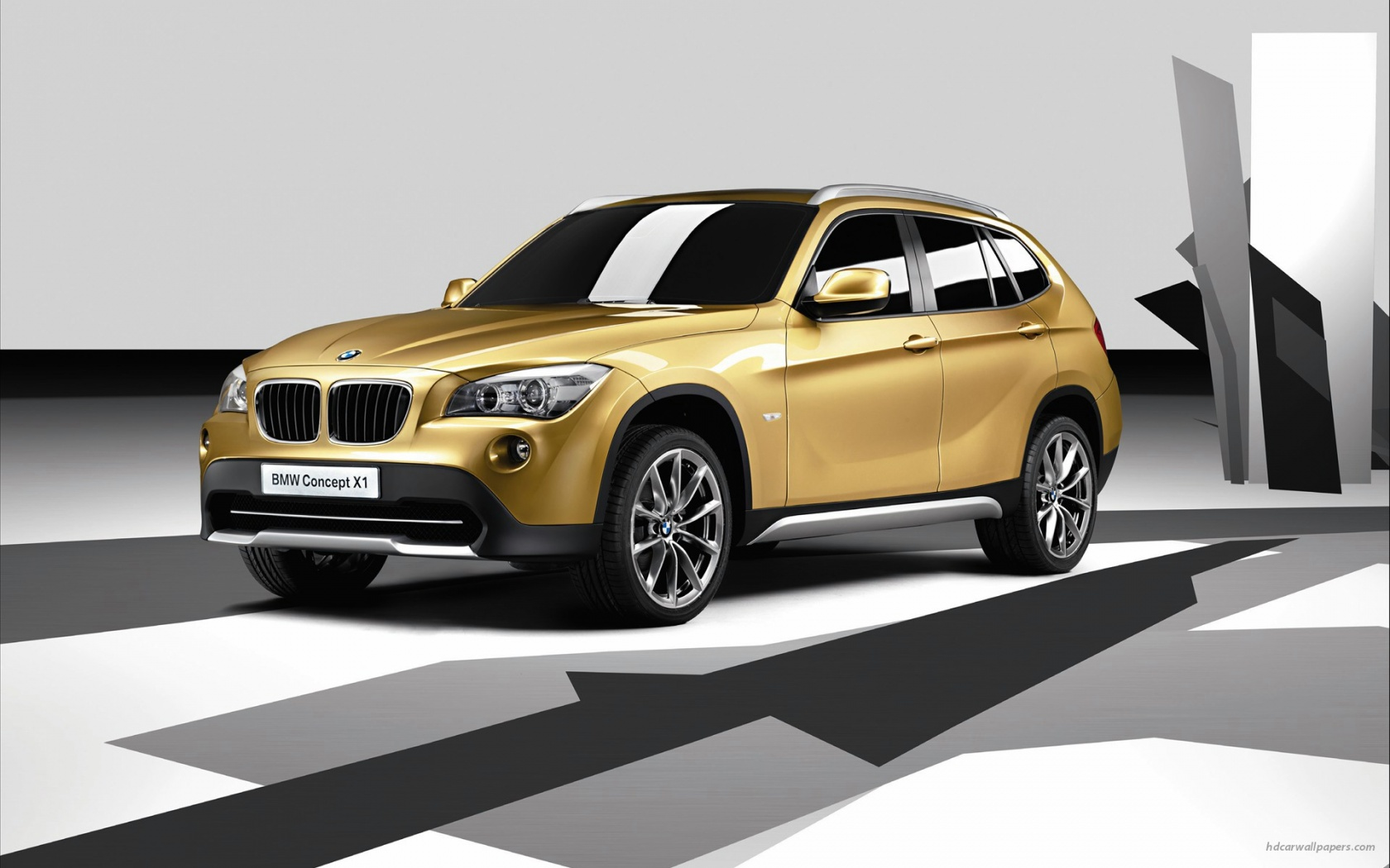 Bmw X1 Concept 3 Wallpapers In Jpg Format For Free Download