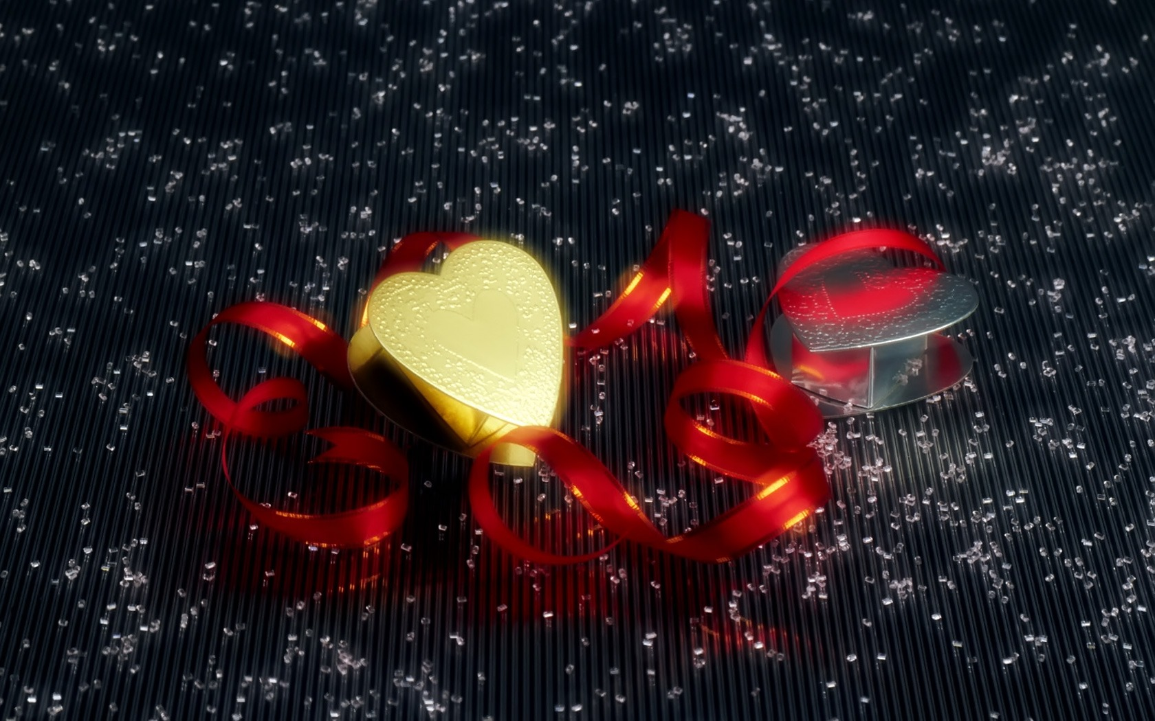 Christmas Heart.Christmas Hearts Wallpaper Christmas Holidays Wallpapers In
