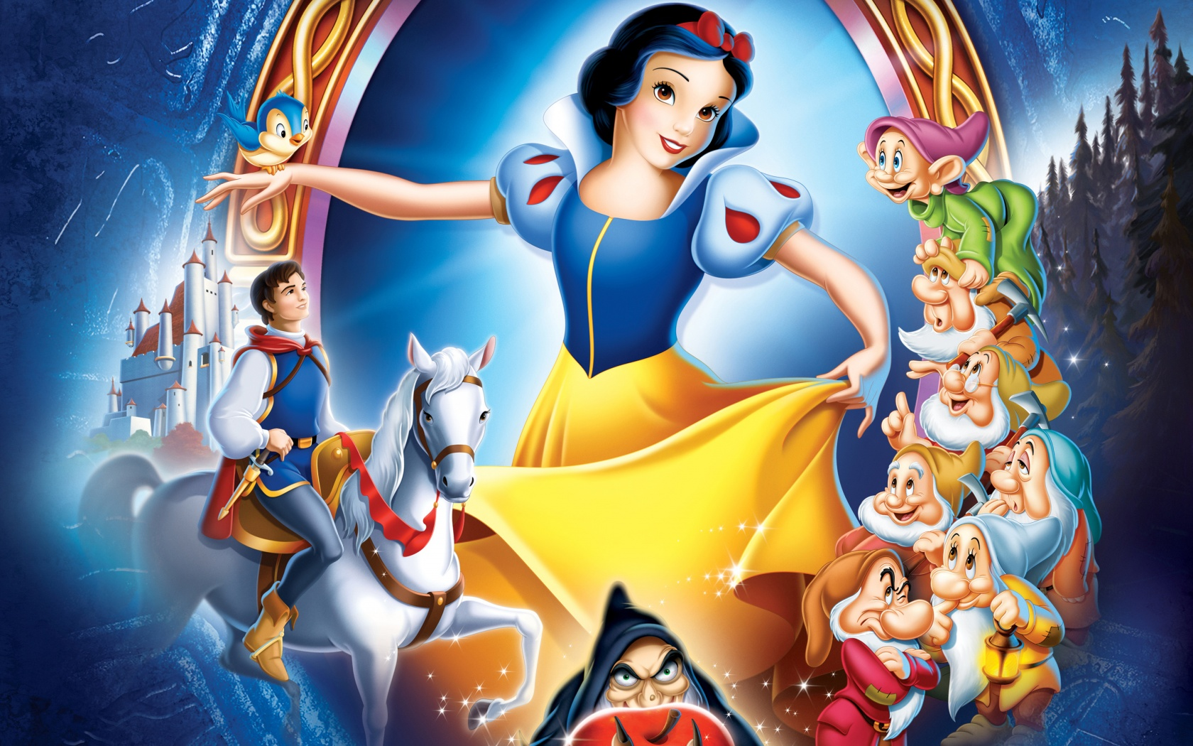 Disney Enchanted Wallpapers In Jpg Format For Free Download