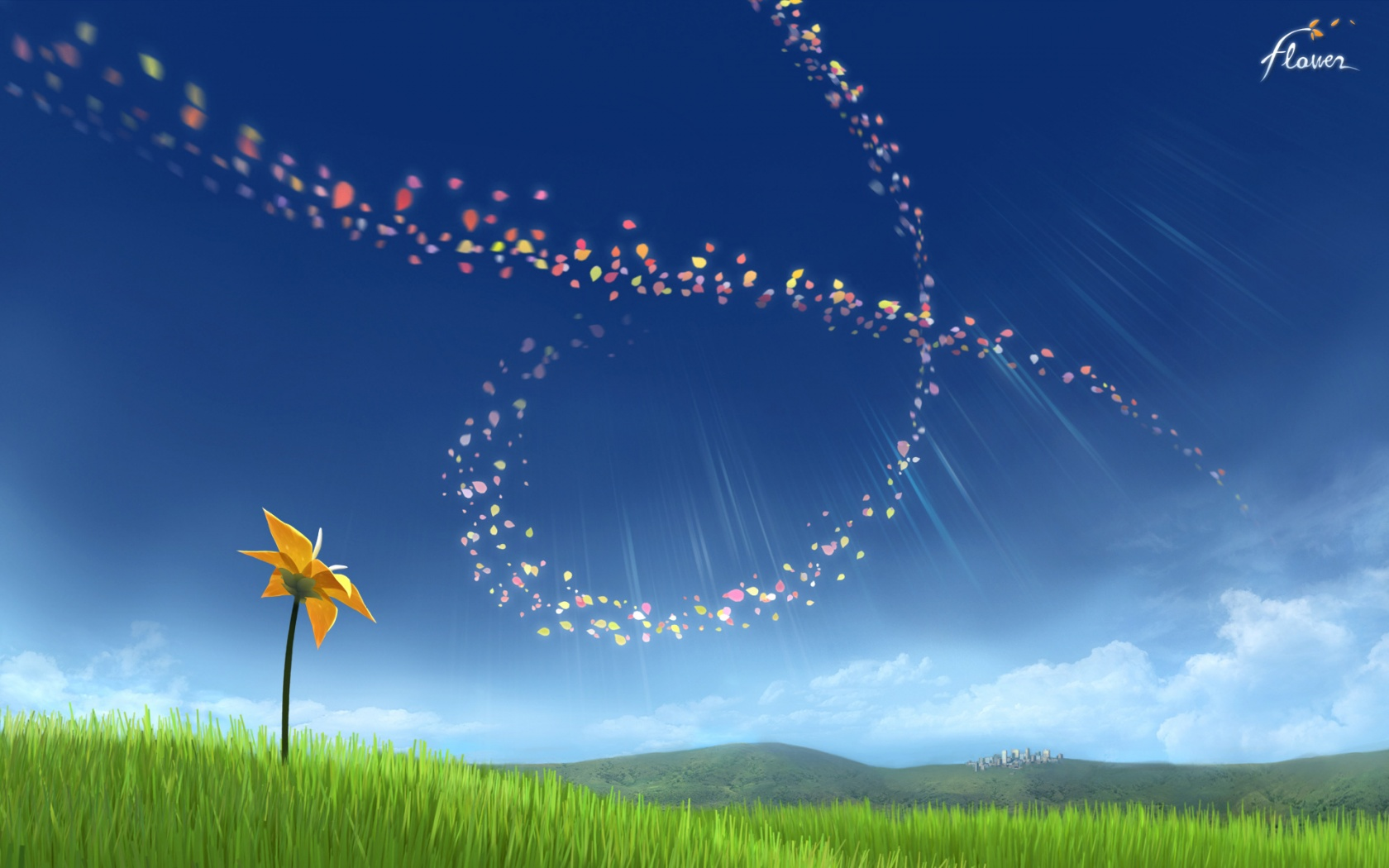 Flower Game Wallpapers in jpg format for free download