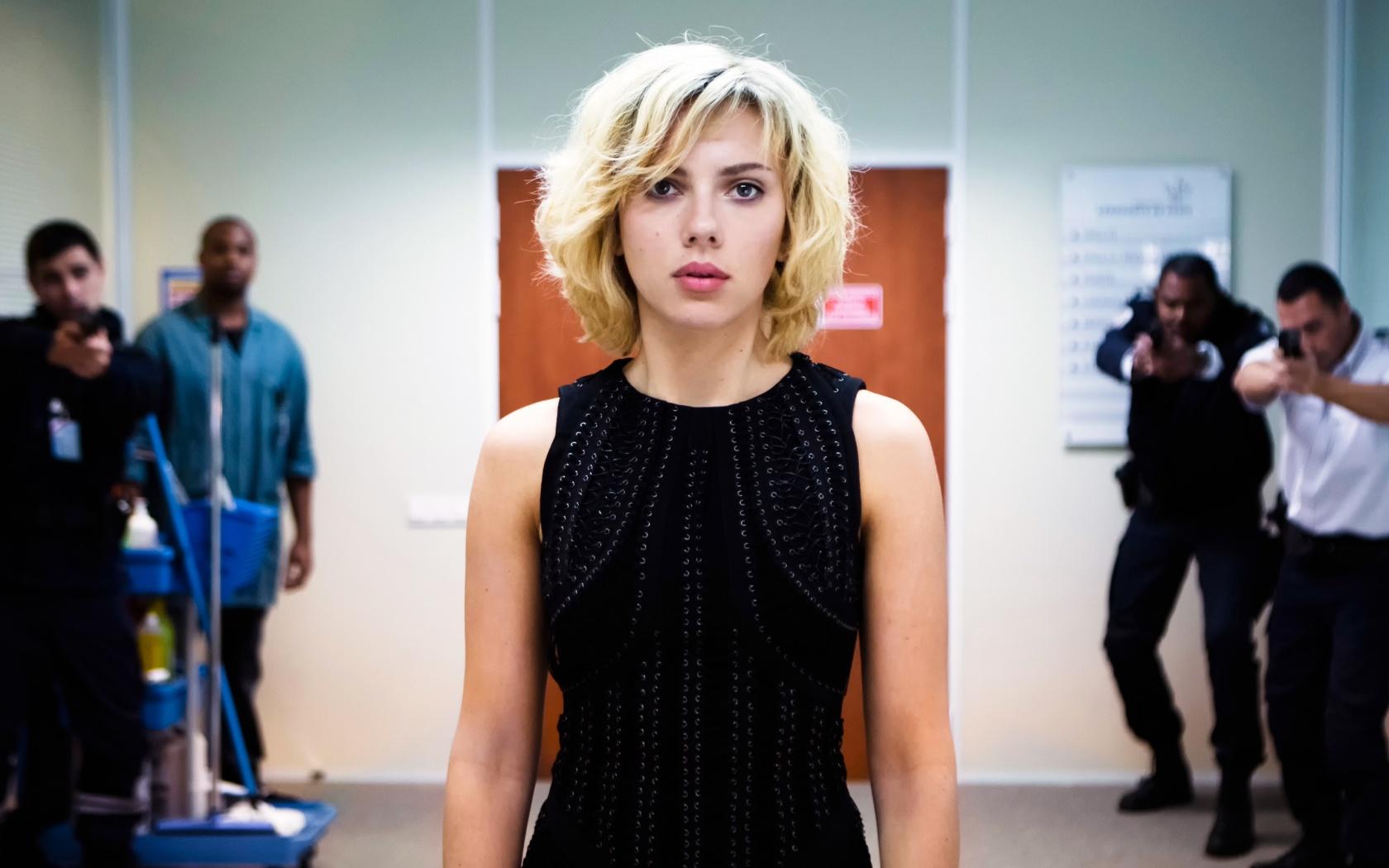 Scarlett Johansson in Cinderella story Wallpaper Scarlett
