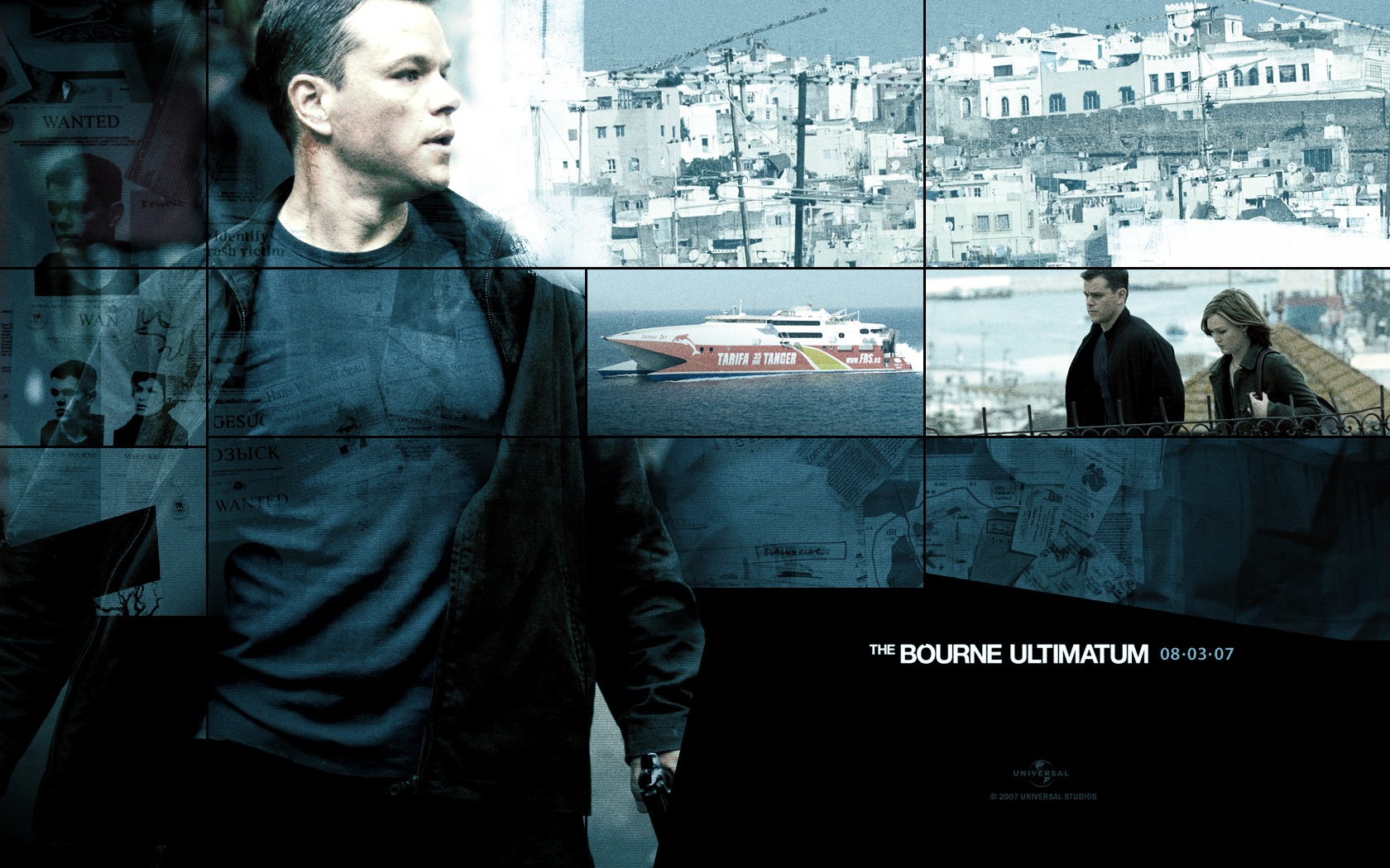 The bourne ultimatum background music download
