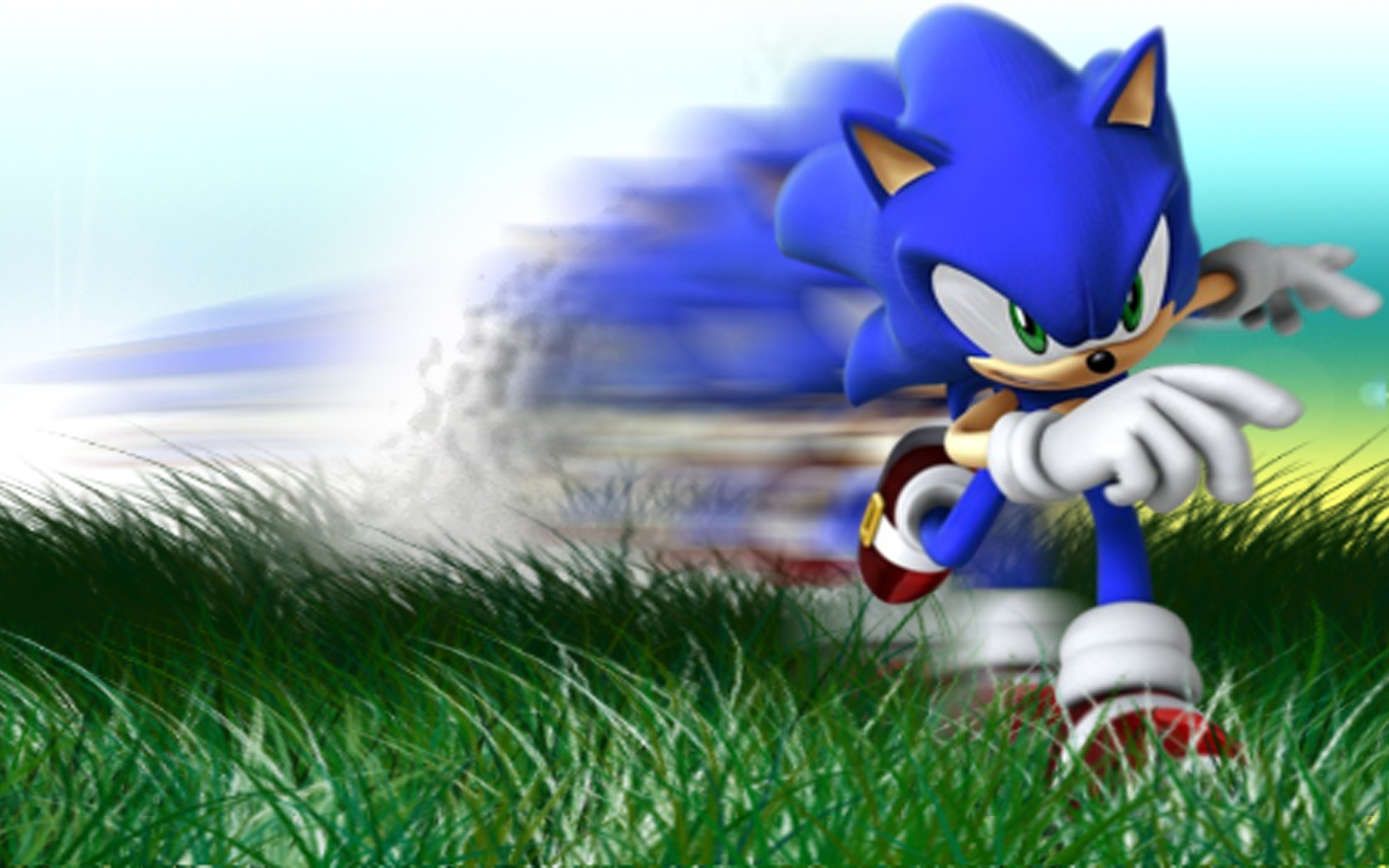 Sonic Wallpaper Cartoons Anime Animated Wallpapers In