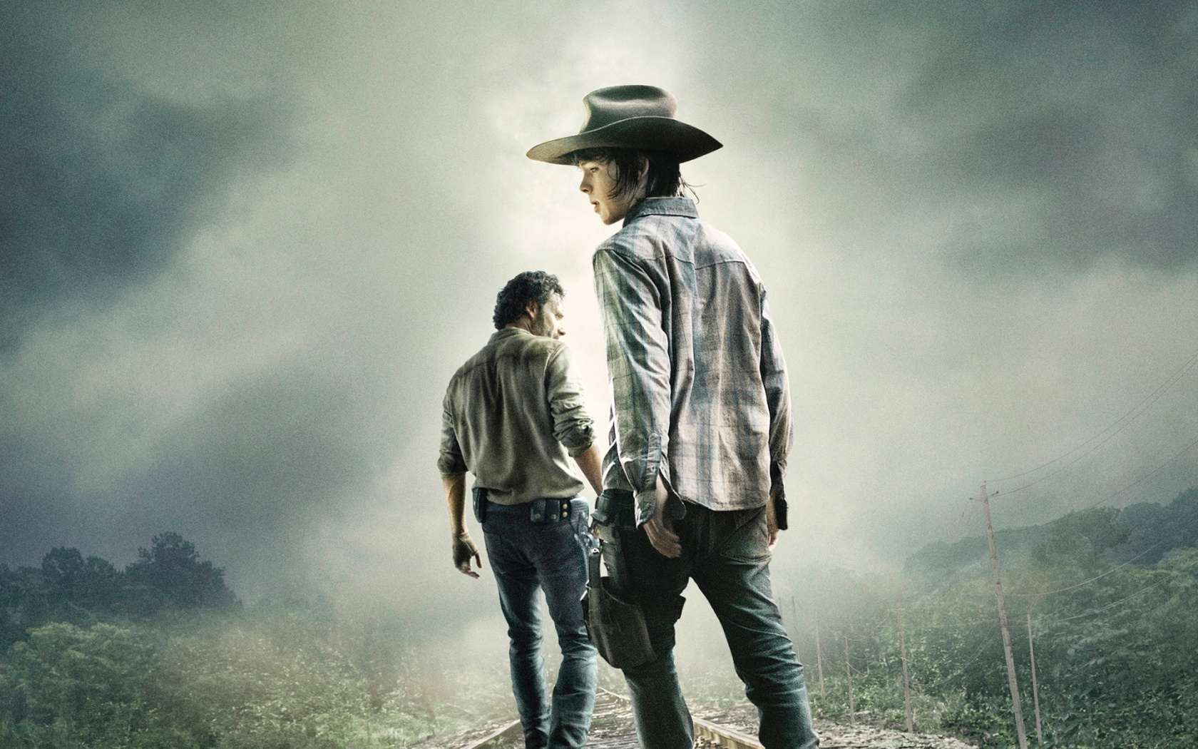 the walking dead 2014 wallpapers in jpg format for free download