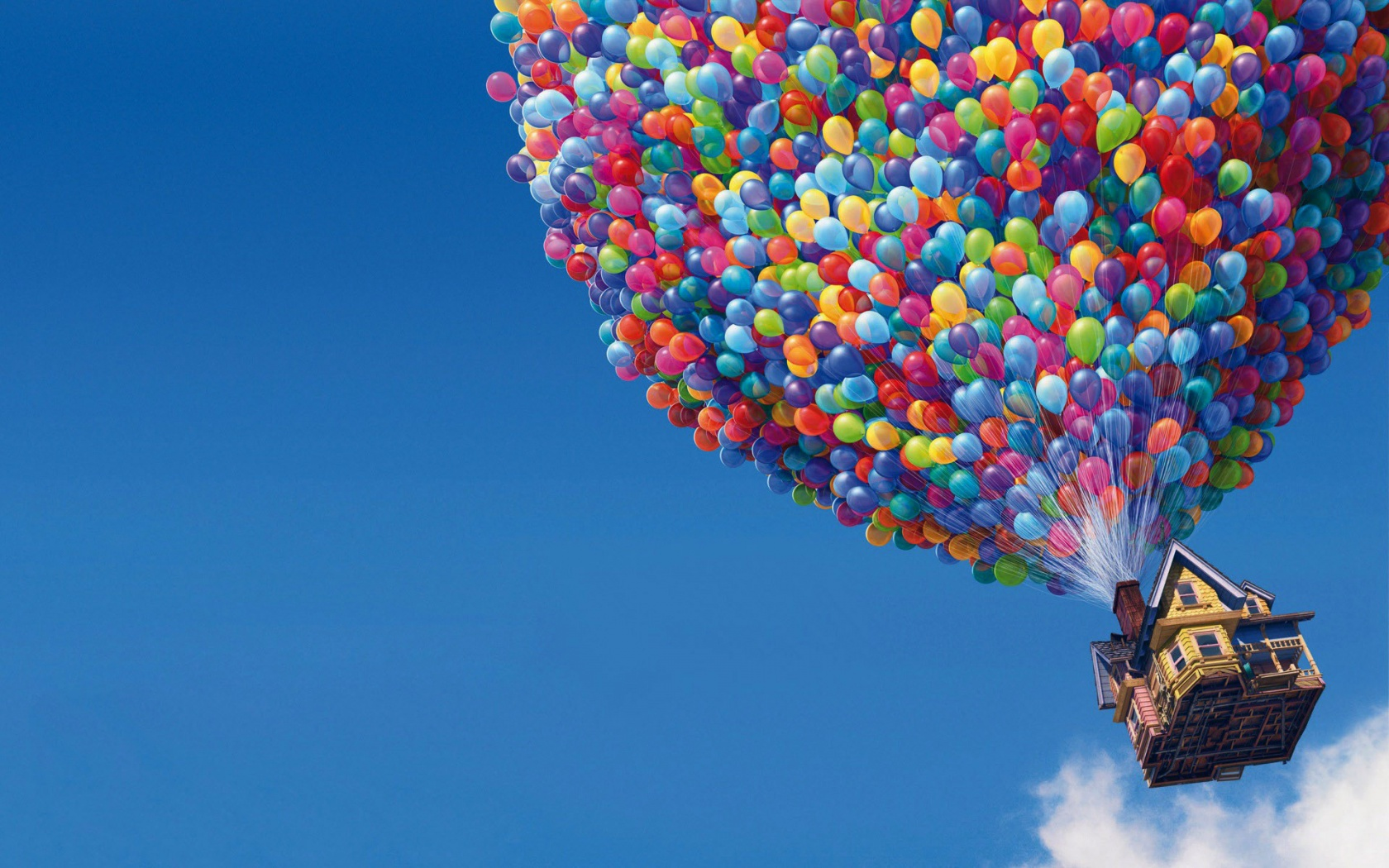 Up Movie Balloons House Wallpapers In Jpg Format For Free Download