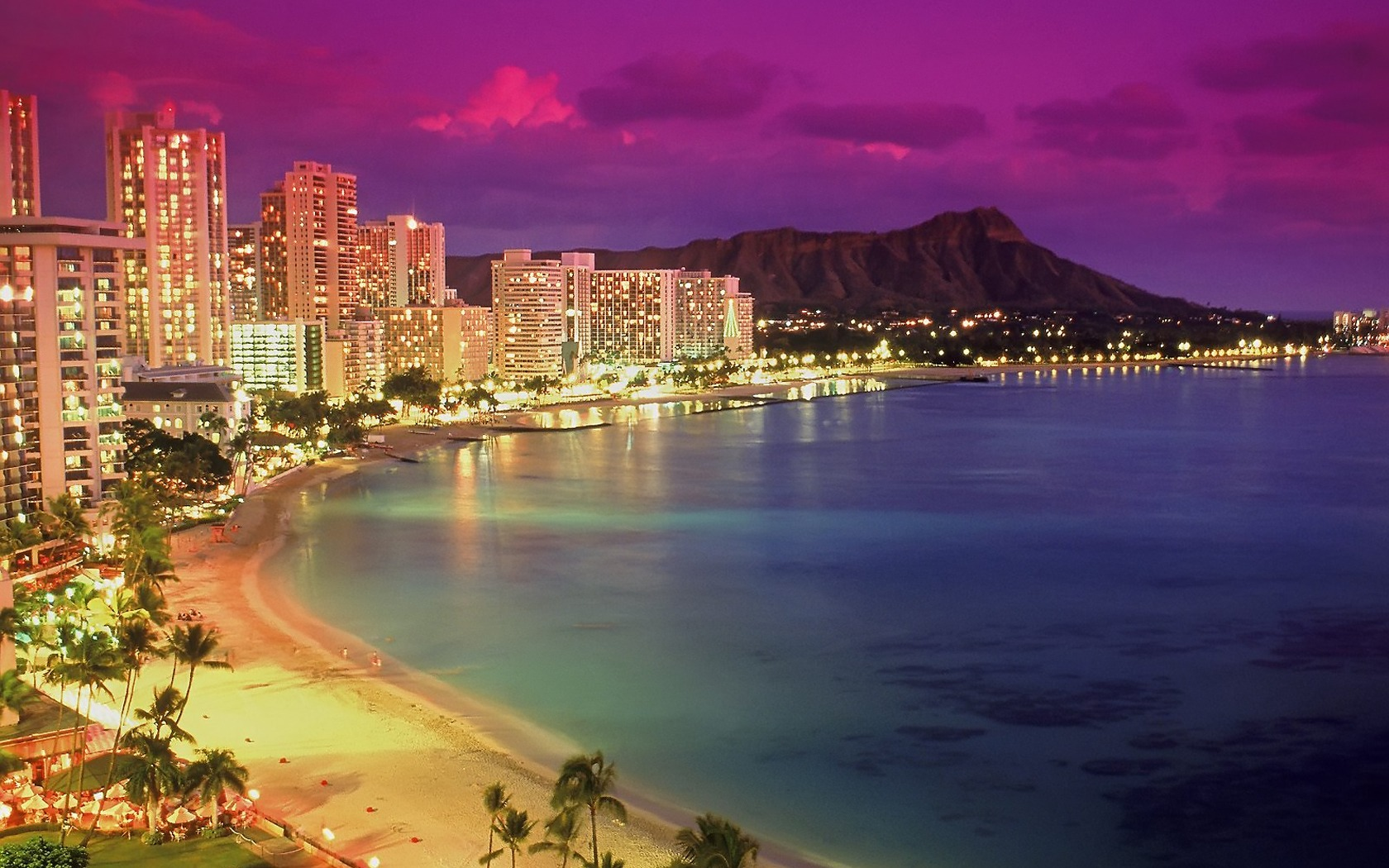 Waikiki Beach Wallpaper United States World Wallpapers