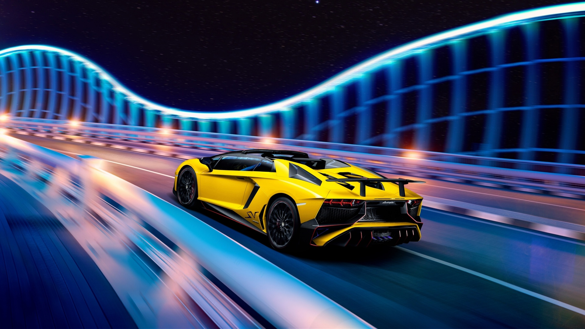 2016 lamborghini aventador lp750 4 superveloce roadster wallpapers
