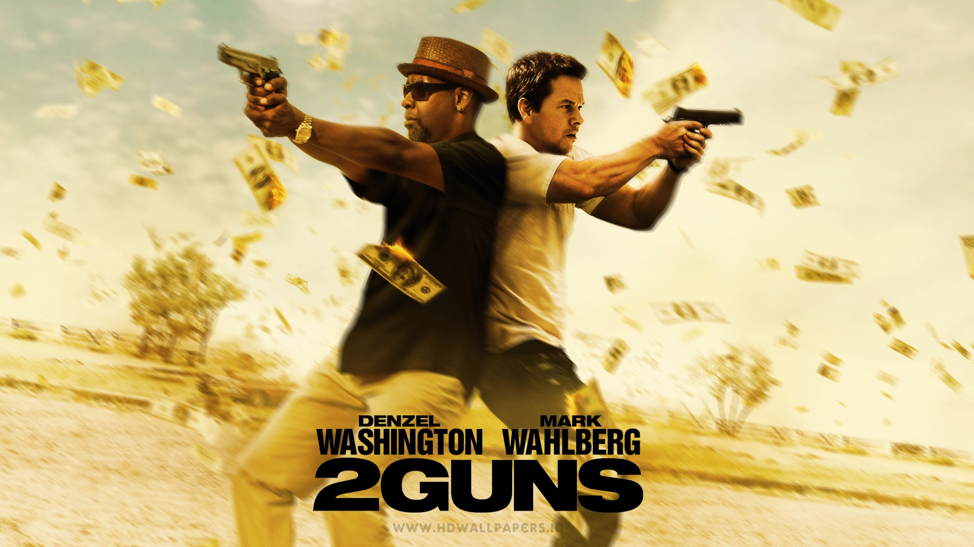 2 Guns Movie Wallpapers In Jpg Format For Free Download