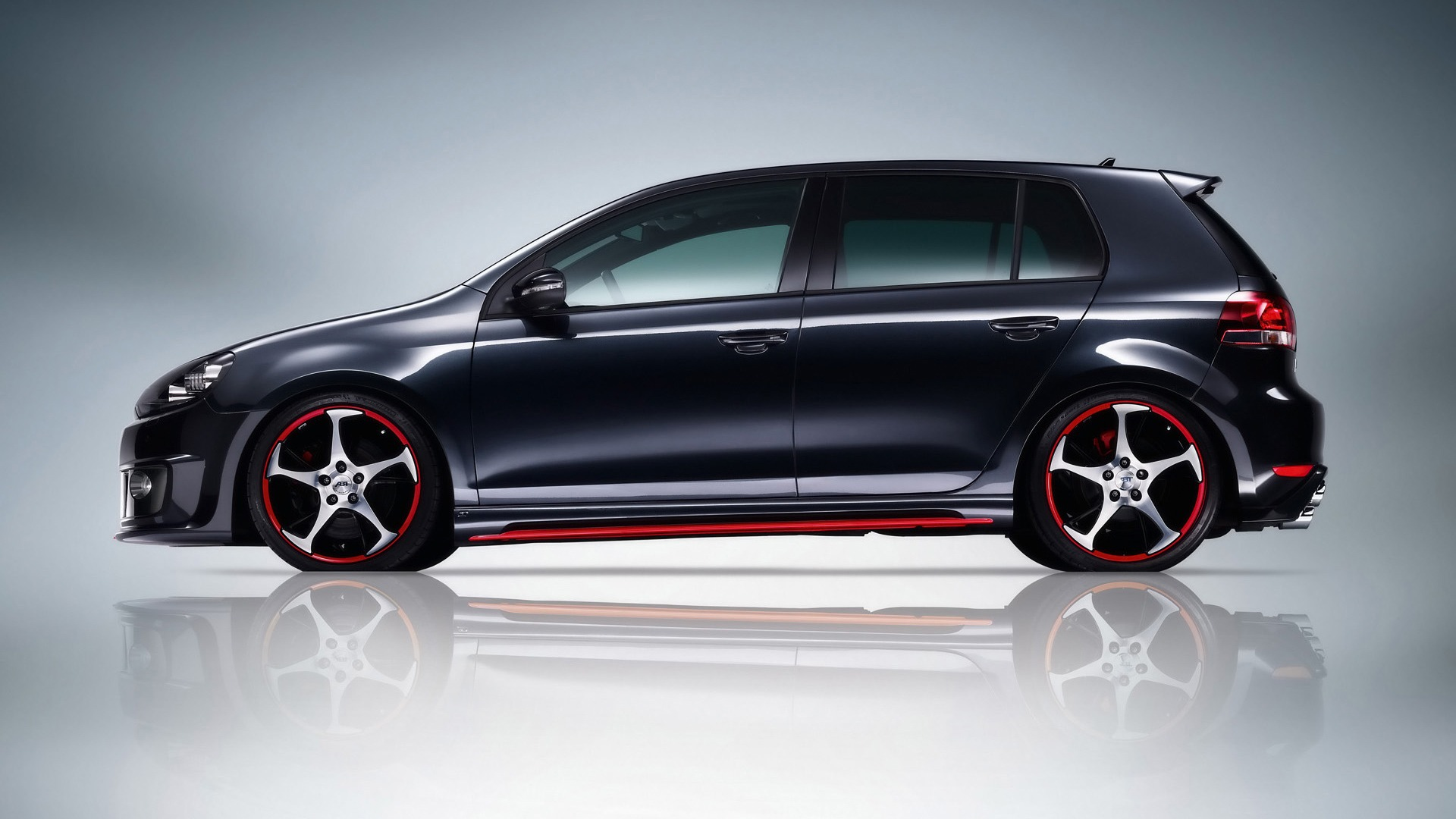 Abt VW Golf VI GTI Wallpaper Volkswagen Cars Wallpapers