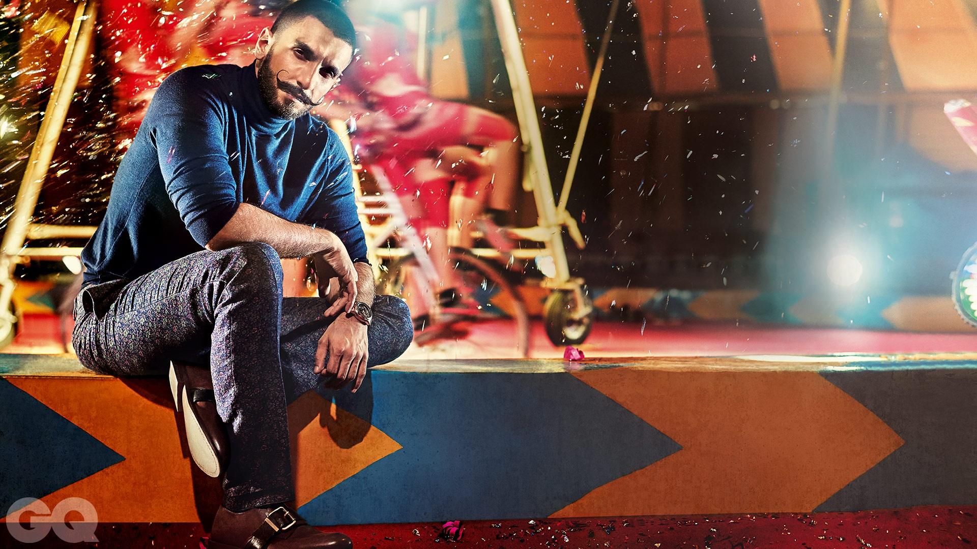 Actor Ranveer Singh Wallpapers In Jpg Format For Free Download