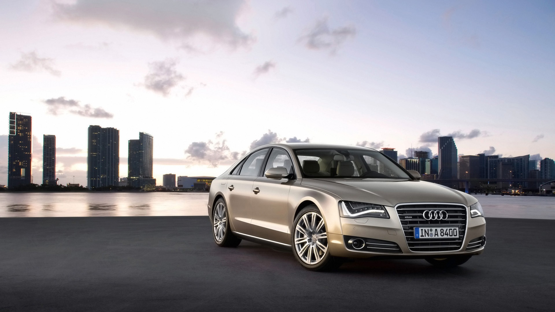 Group Of Audi A8 Wallpapers