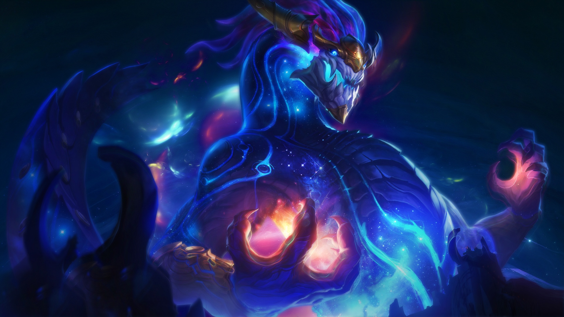 Aurelion Sol League Of Legends Wallpapers In Jpg Format For Free