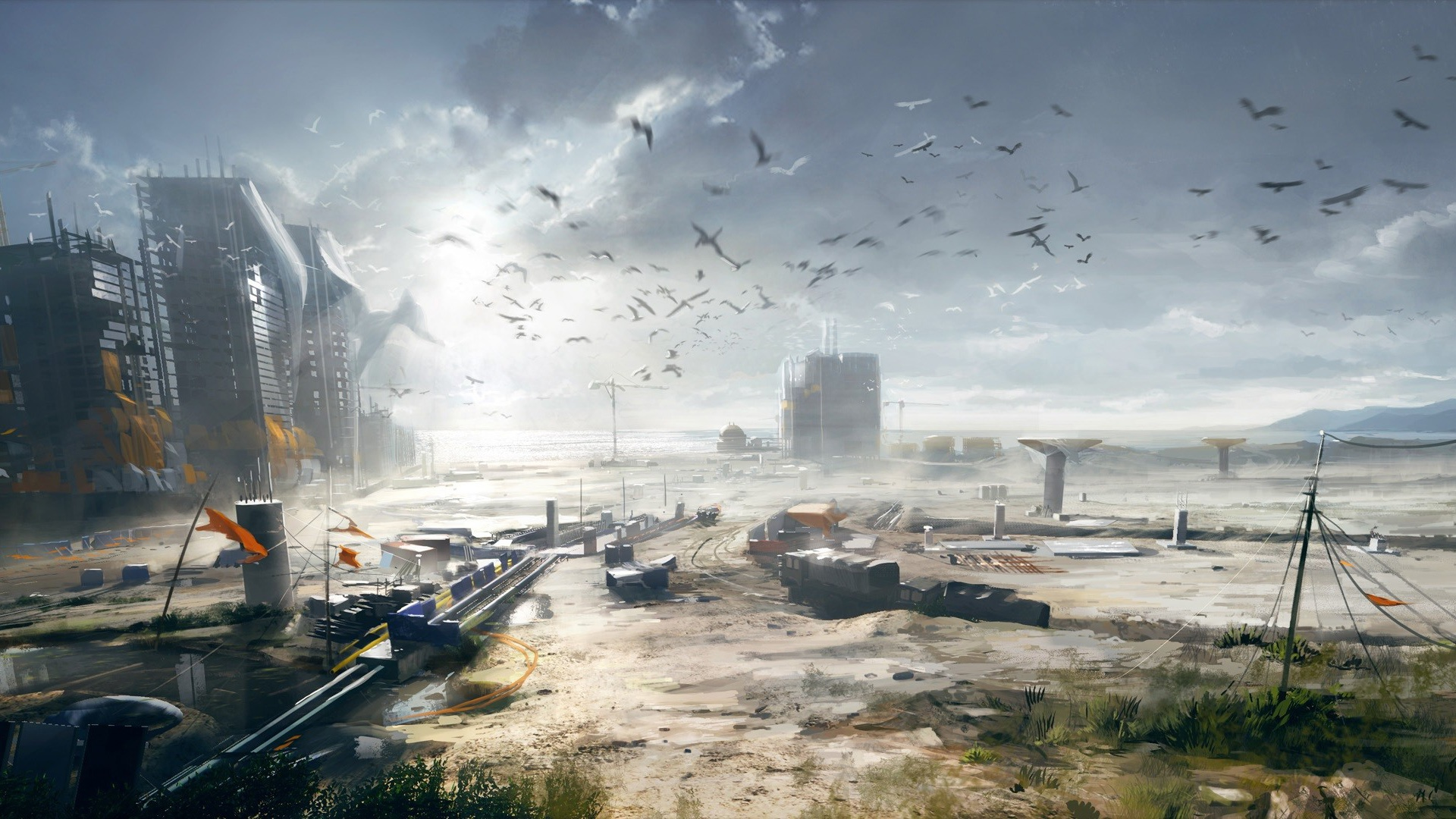 battlefield 4 concept art wallpapers in jpg format for free download
