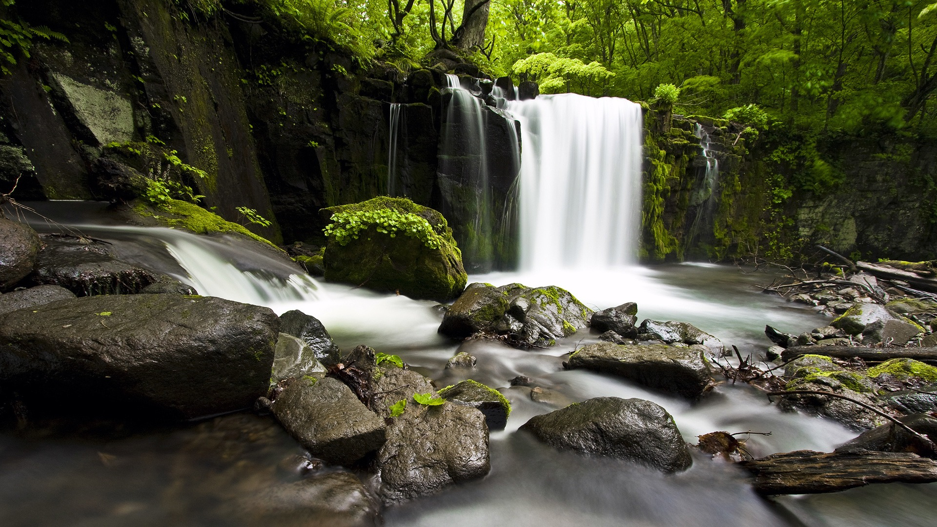 beautiful waterfall wallpaper rivers nature wallpapers in jpg format