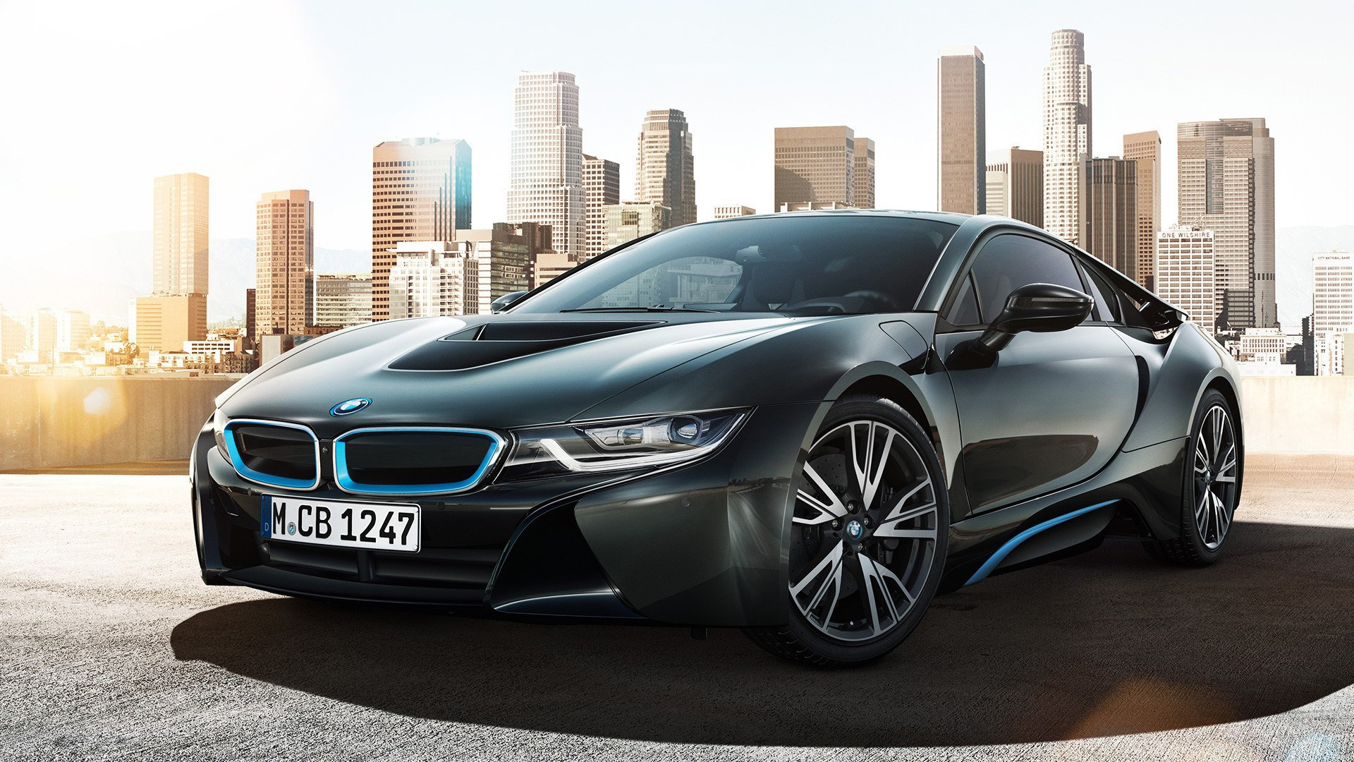 Bmw I8 Concept Wallpapers In Jpg Format For Free Download