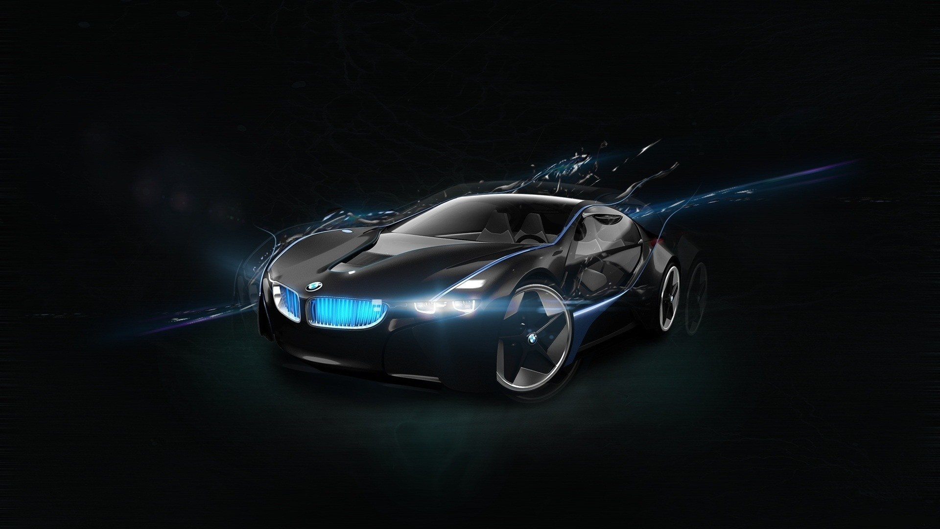 BMW Vision Super Car Wallpapers In Jpg Format For Free Download