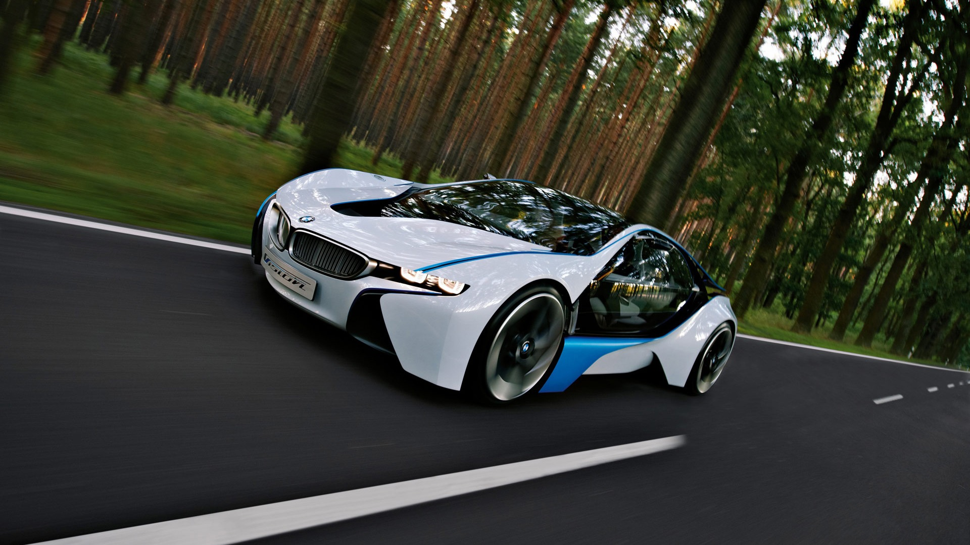 BMW Vision Wallpaper BMW Cars Wallpapers