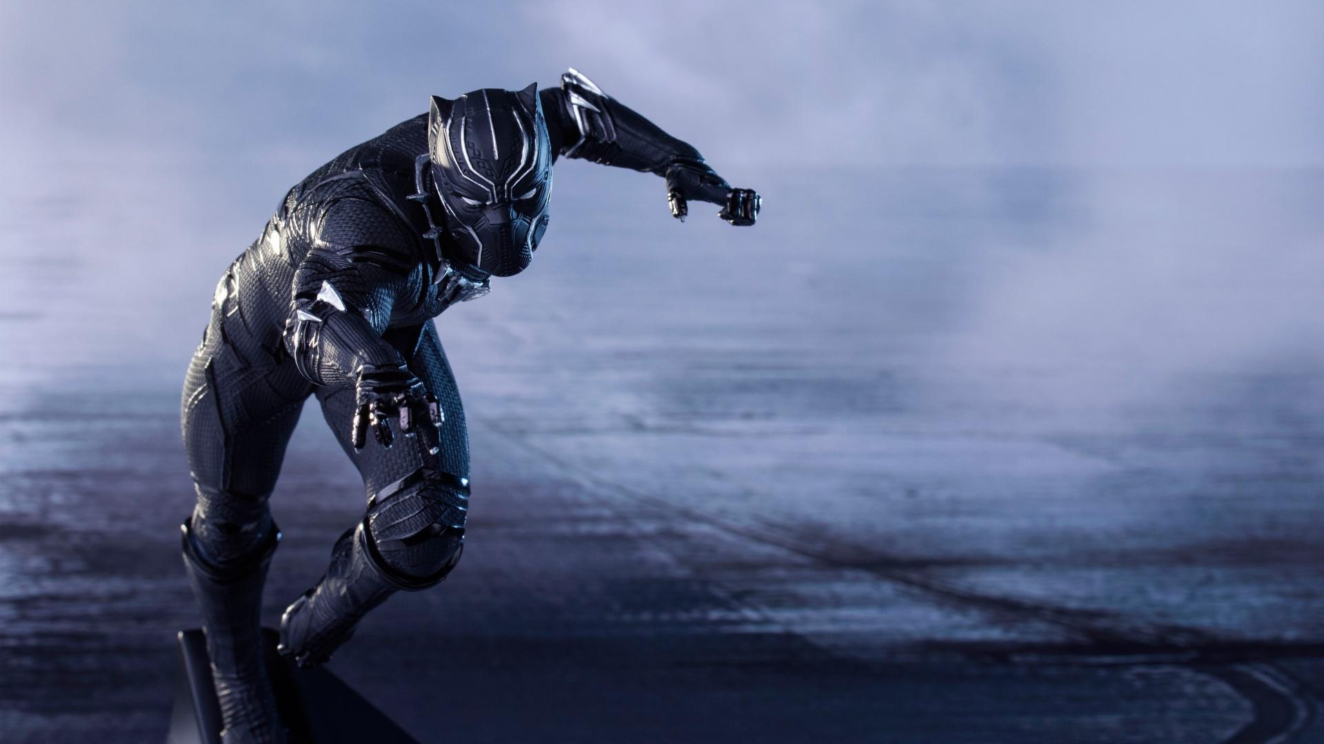 Captain America Civil War Black Panther 4k Wallpapers In Jpg Format