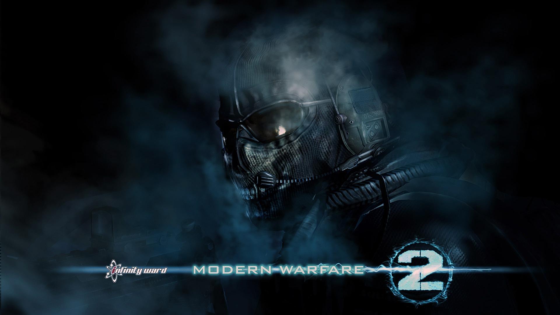 CoD Modern Warfare 2 Wallpaper 3D Characters 3D Wallpapers