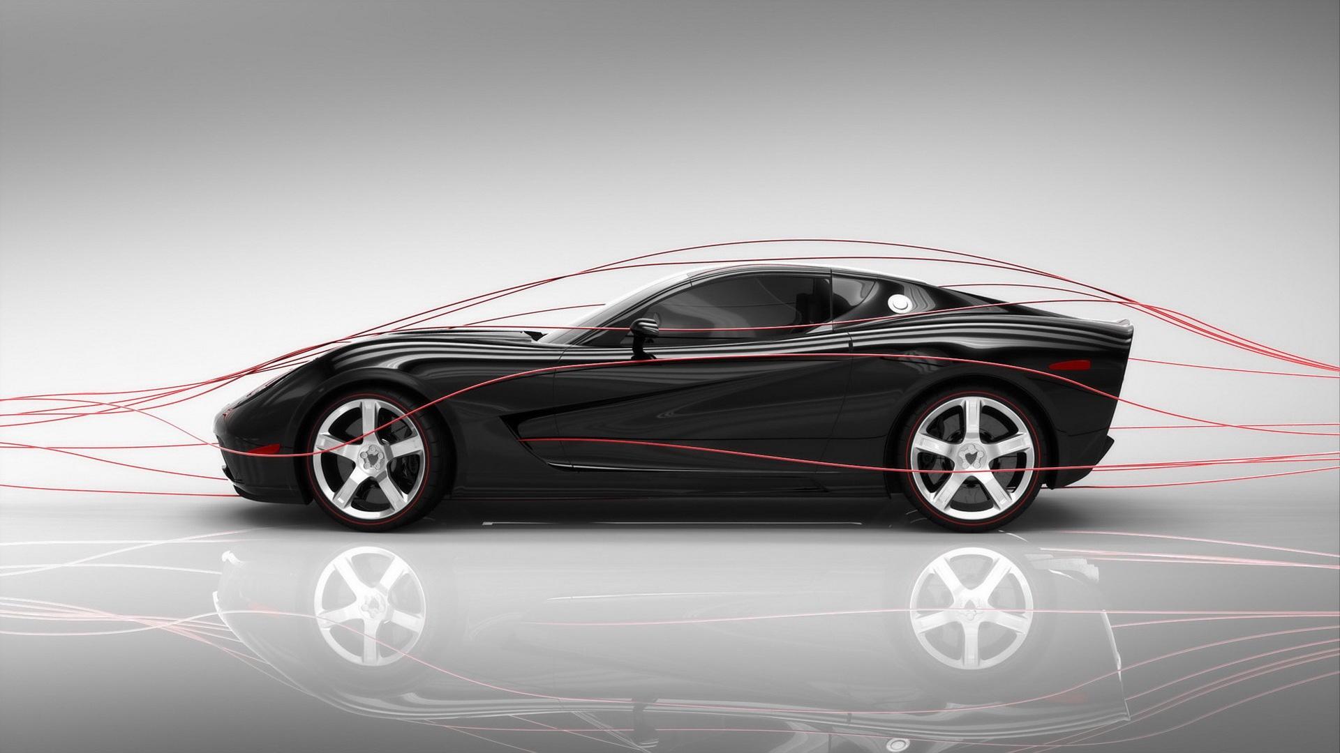 Corvette Mallett Super Car Wallpapers In Jpg Format For Free Download
