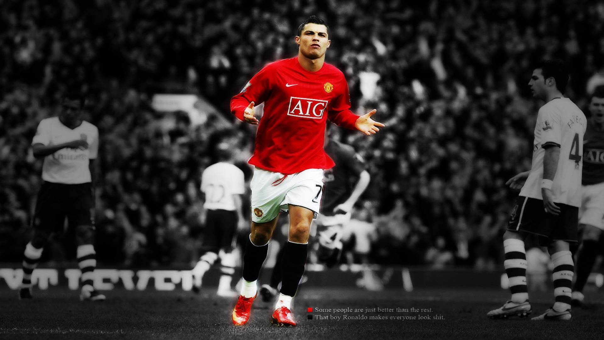 Cristiano Ronaldo Wallpaper Football Sports Wallpapers
