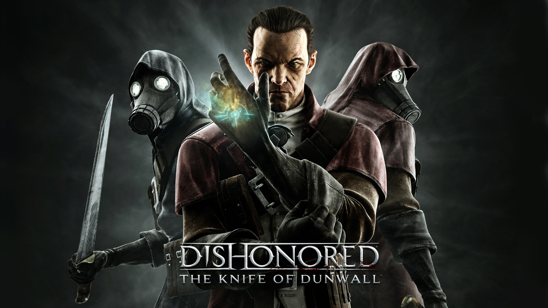 dishonored the knife of dunwall wallpapers in jpg format for free