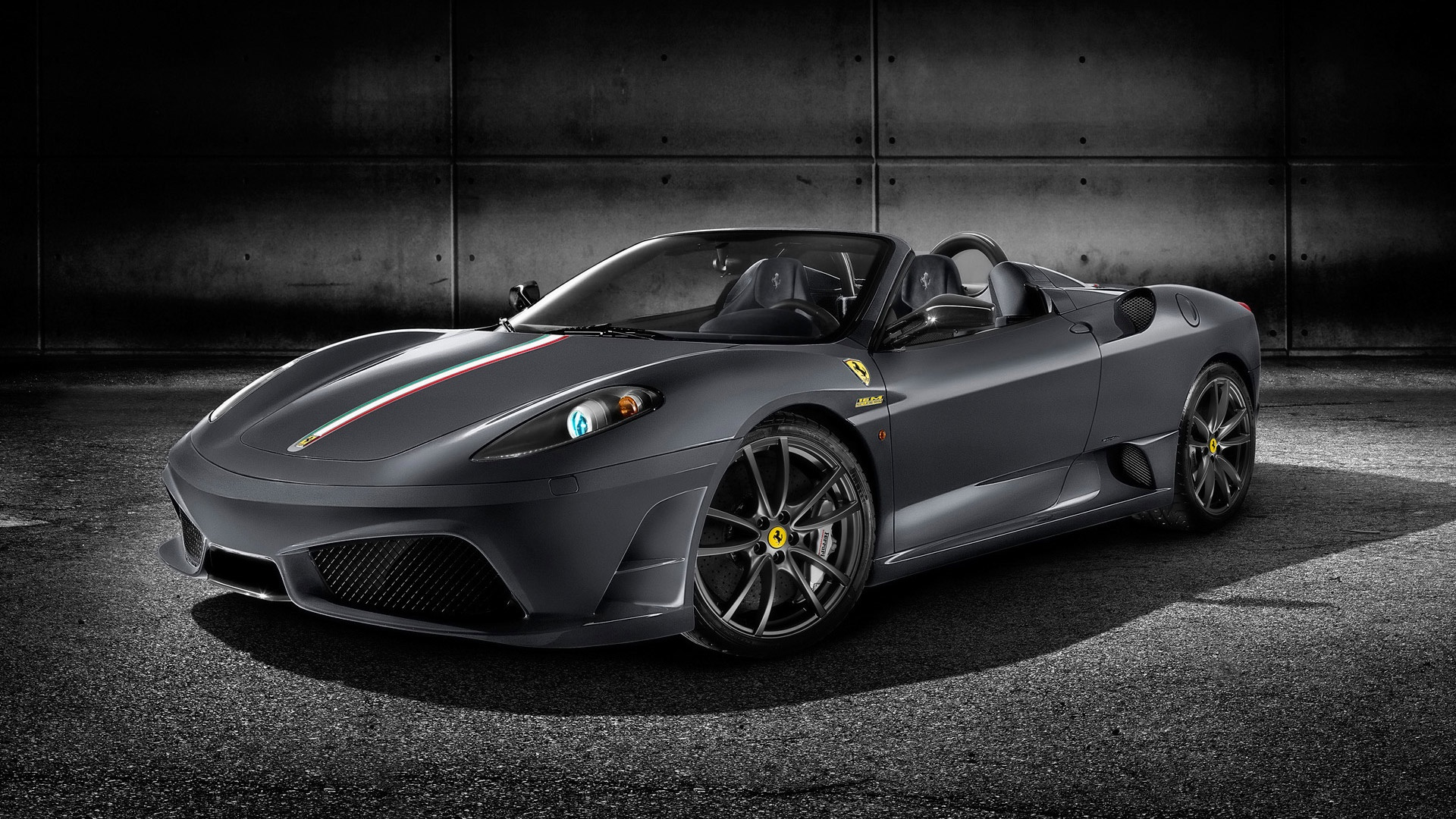 Ferrari Scuderia Spider Hdtv 1080p Wallpapers In Jpg Format