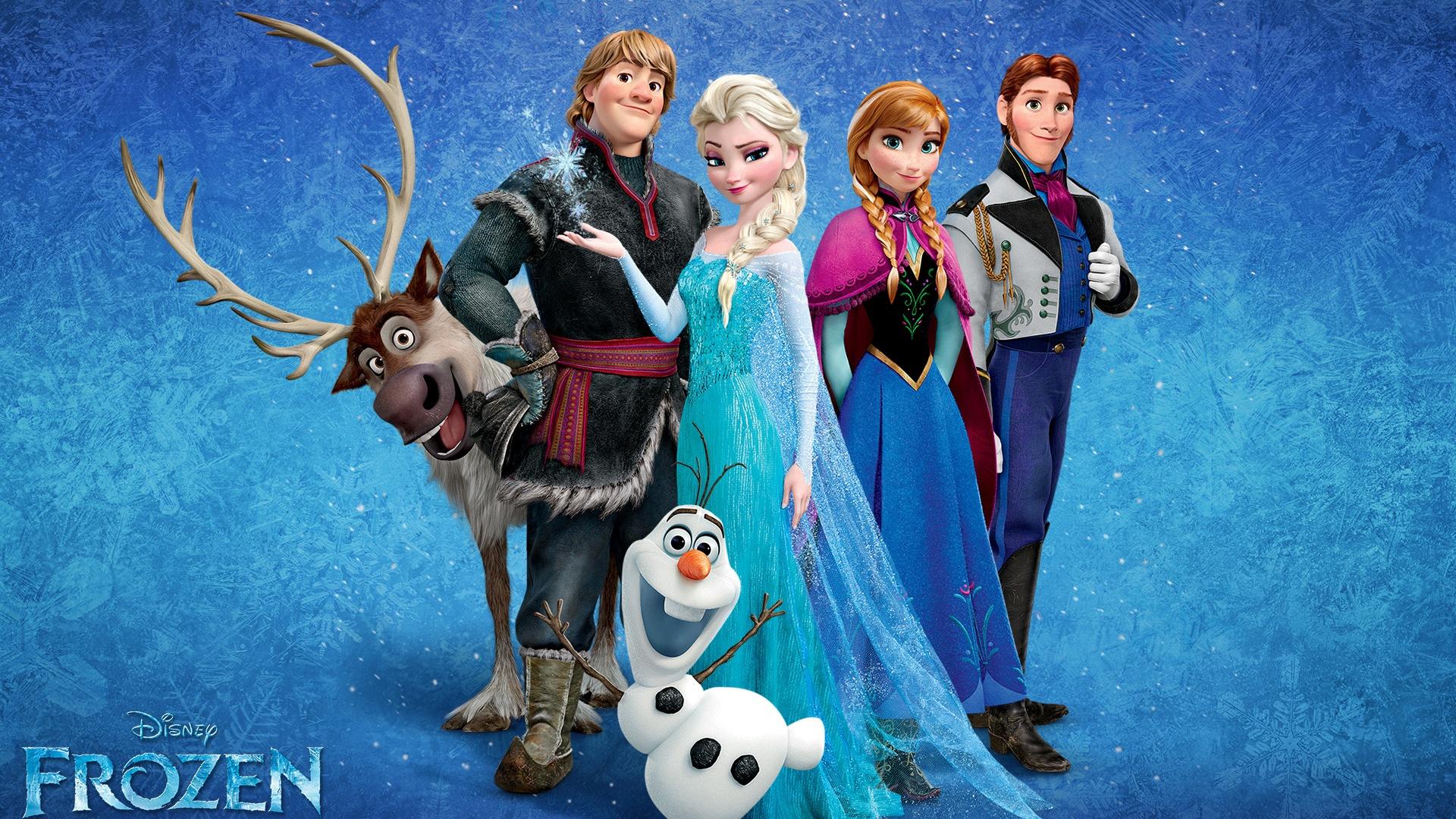Frozen 2013 Movie Wallpapers