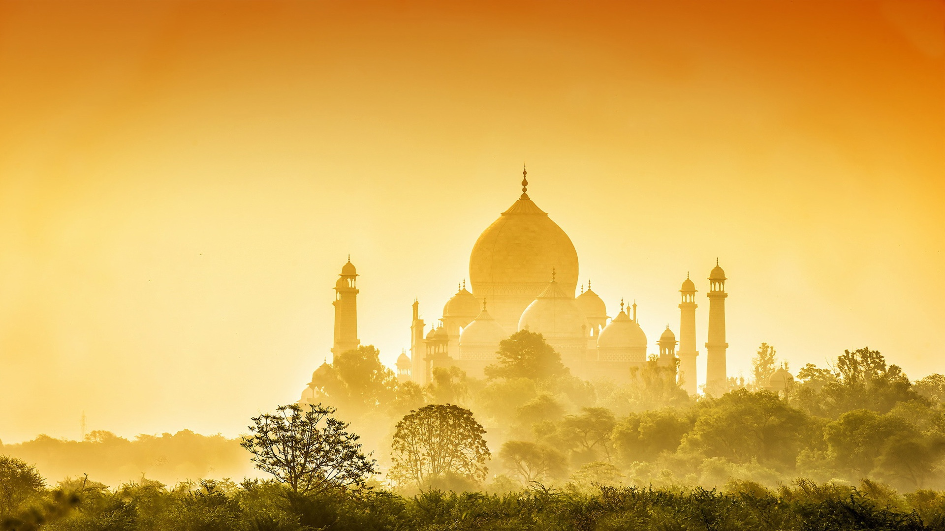 Golden Taj Mahal Wallpapers In Jpg Format For Free Download