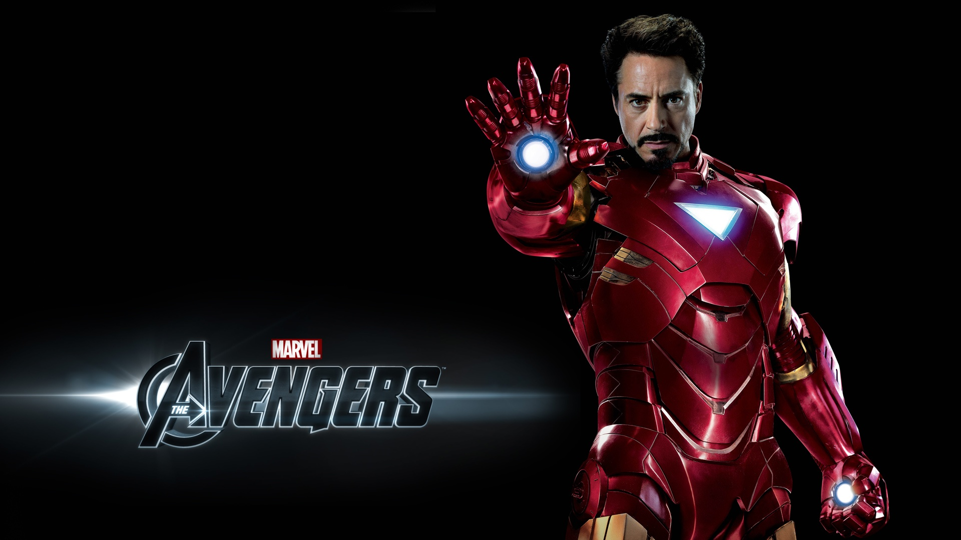 Iron Man In The Avengers Wallpapers