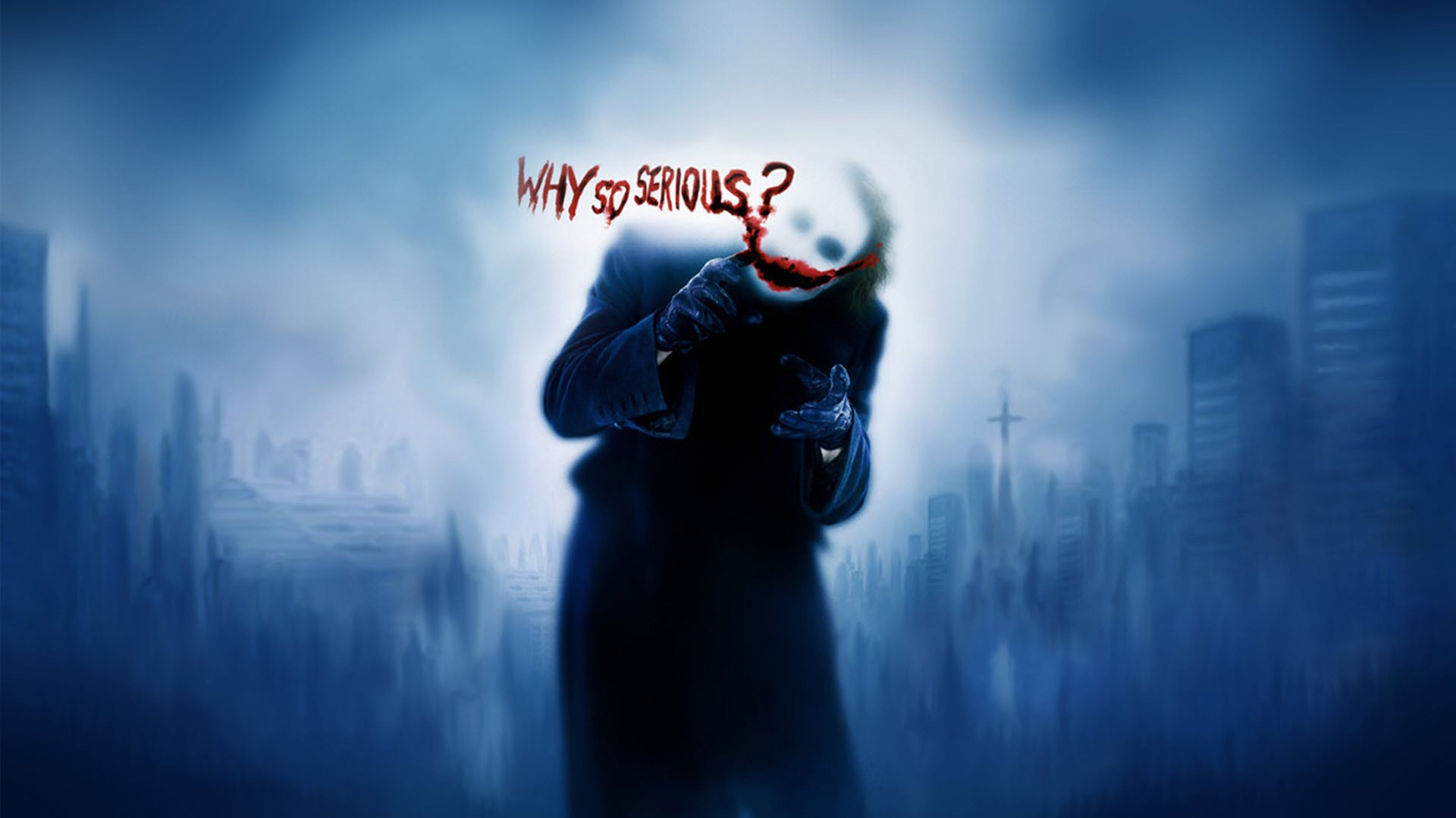 Joker Why So Serious Wallpapers In Jpg Format For Free Download