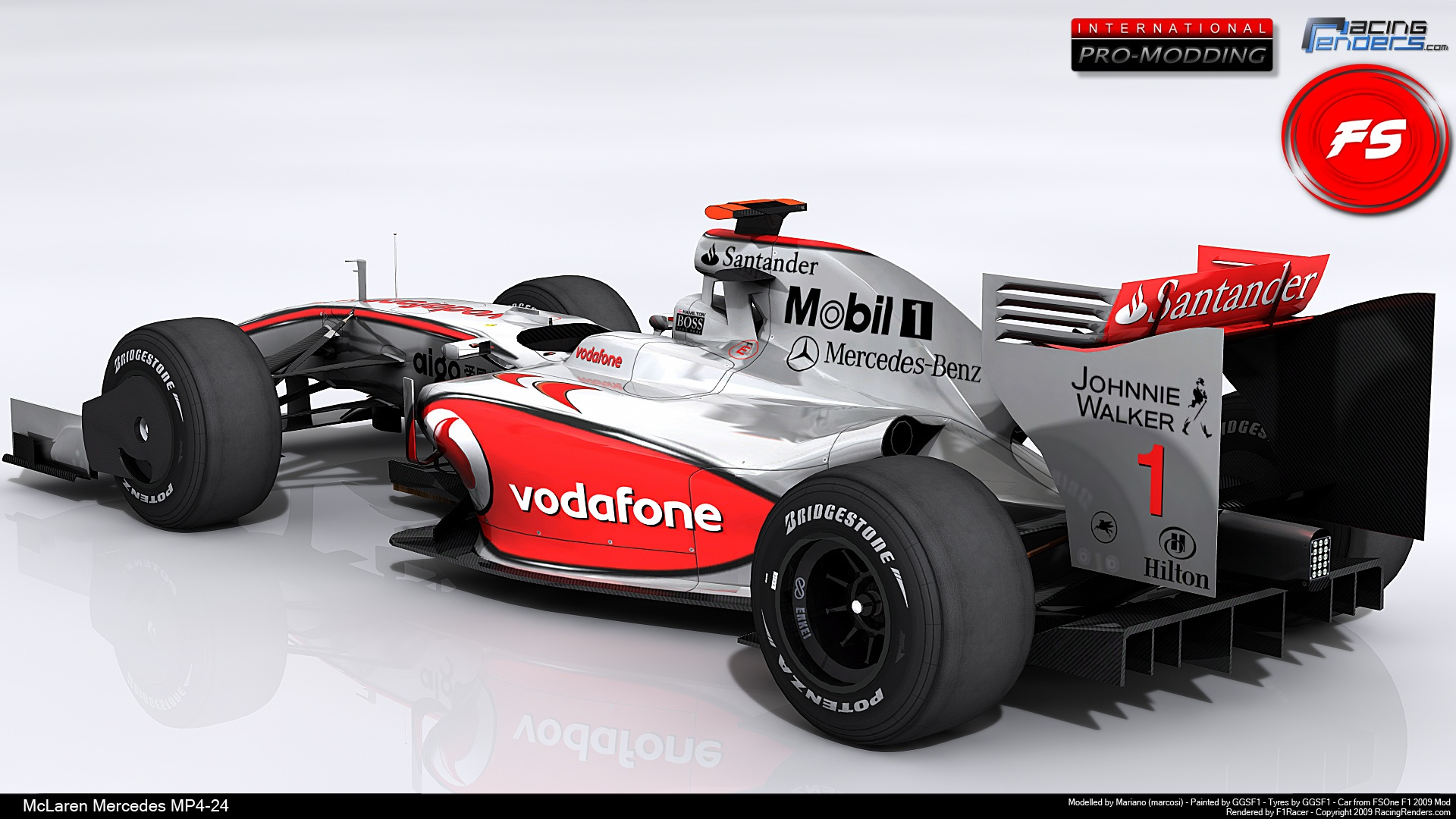 Mercedes Mclaren Race Car Wallpapers In Jpg Format For Free