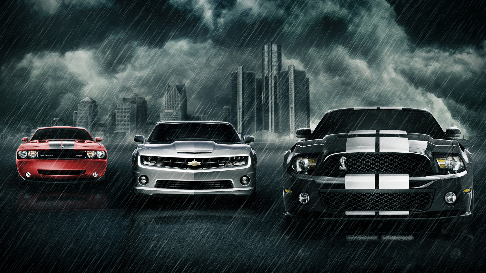 Muscle Cars Wallpapers In Jpg Format For Free Download