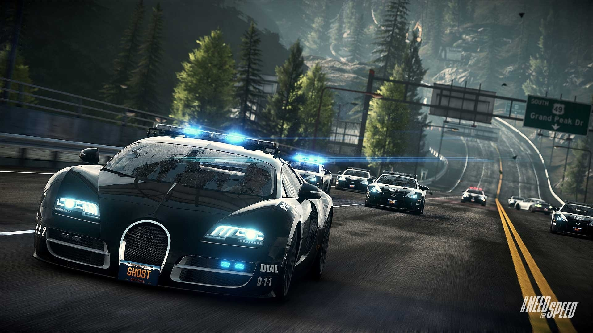 need_for_speed_rivals_bugatti_cop_car_12102 Mesmerizing Bugatti Veyron Nfs Most Wanted Cars Trend