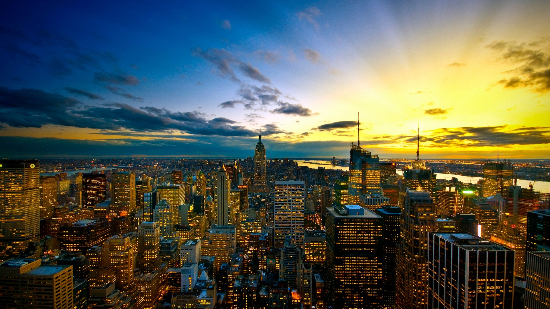 New York City Colors Wallpapers In Jpg Format For Free Download