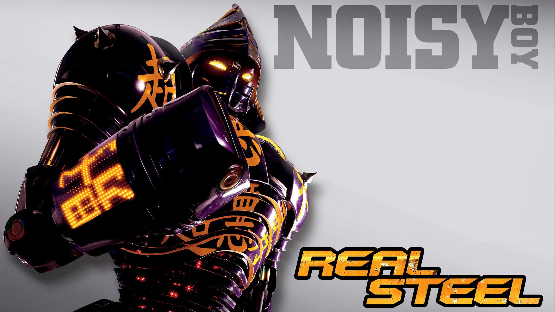 Noisy Boy In Real Steel Wallpapers In Jpg Format For Free Download