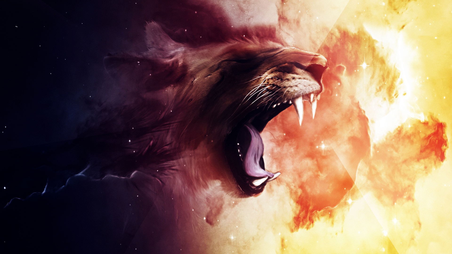 Roaring Lion Wallpapers In Jpg Format For Free Download