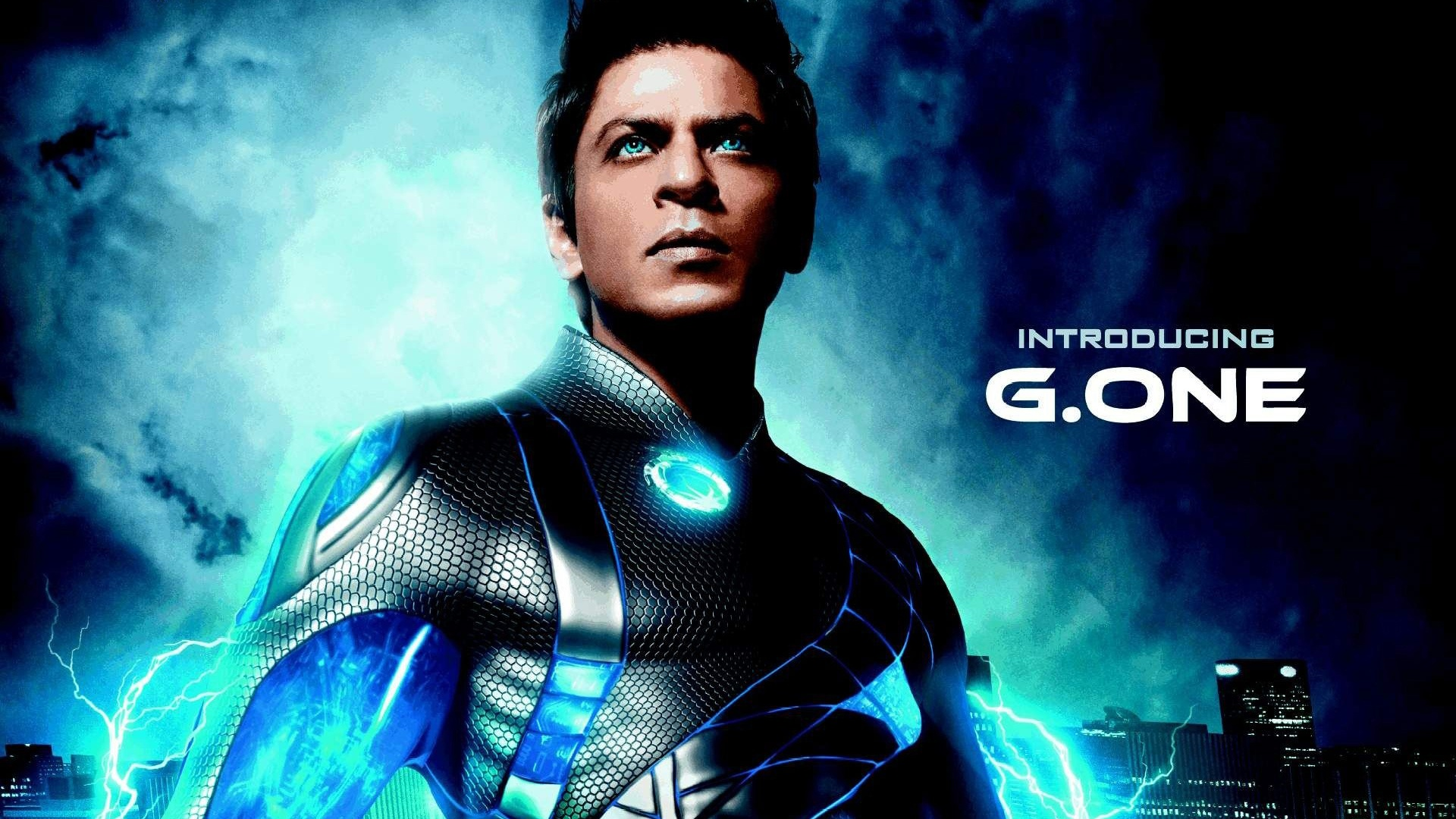 Shahrukh Khan In Ra One Wallpapers In Jpg Format For Free Download